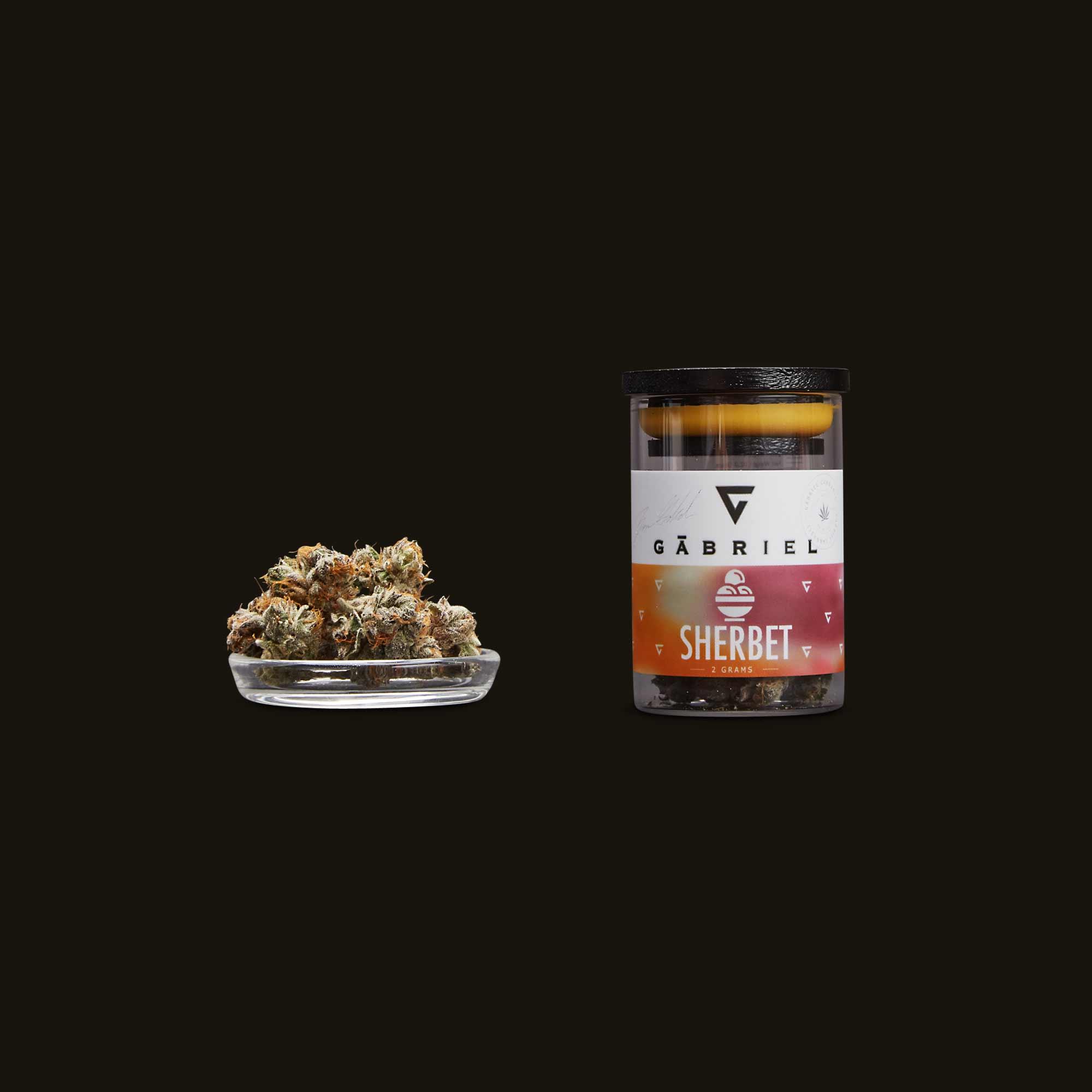 Gabriel Cannabis Sherbet