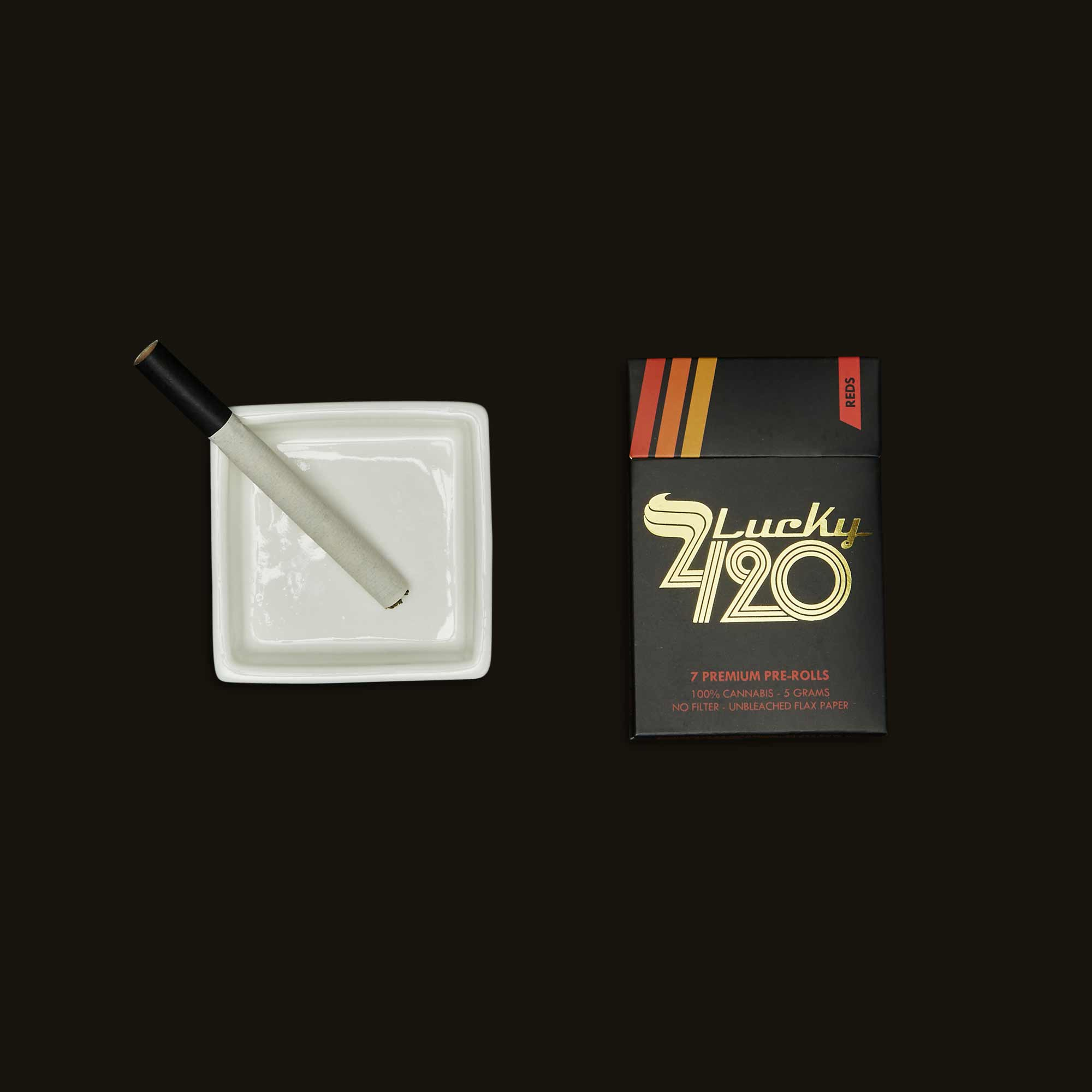 Lucky 420 Indica Pack