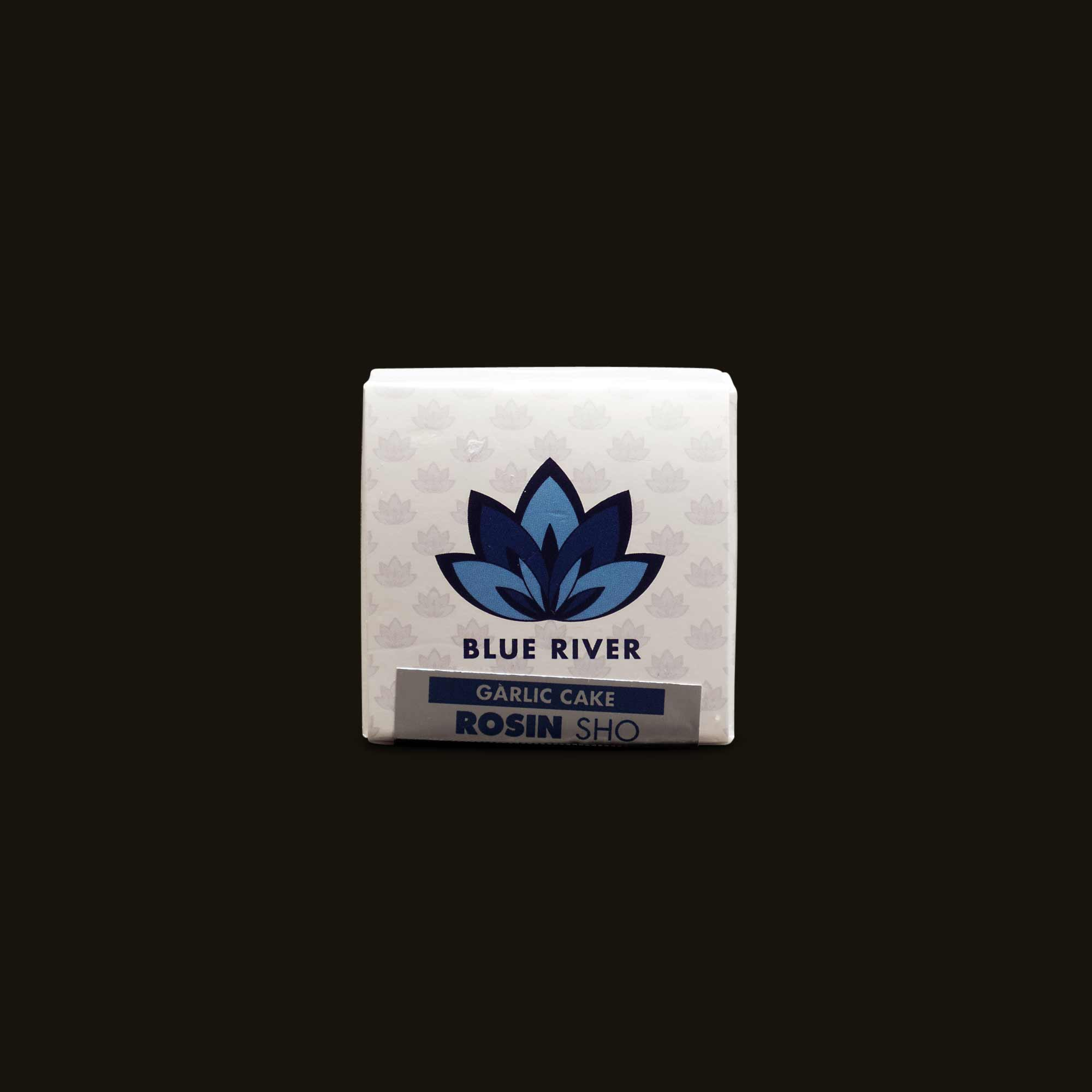 Blue River Extracts Garlic Cake Rosin SHO