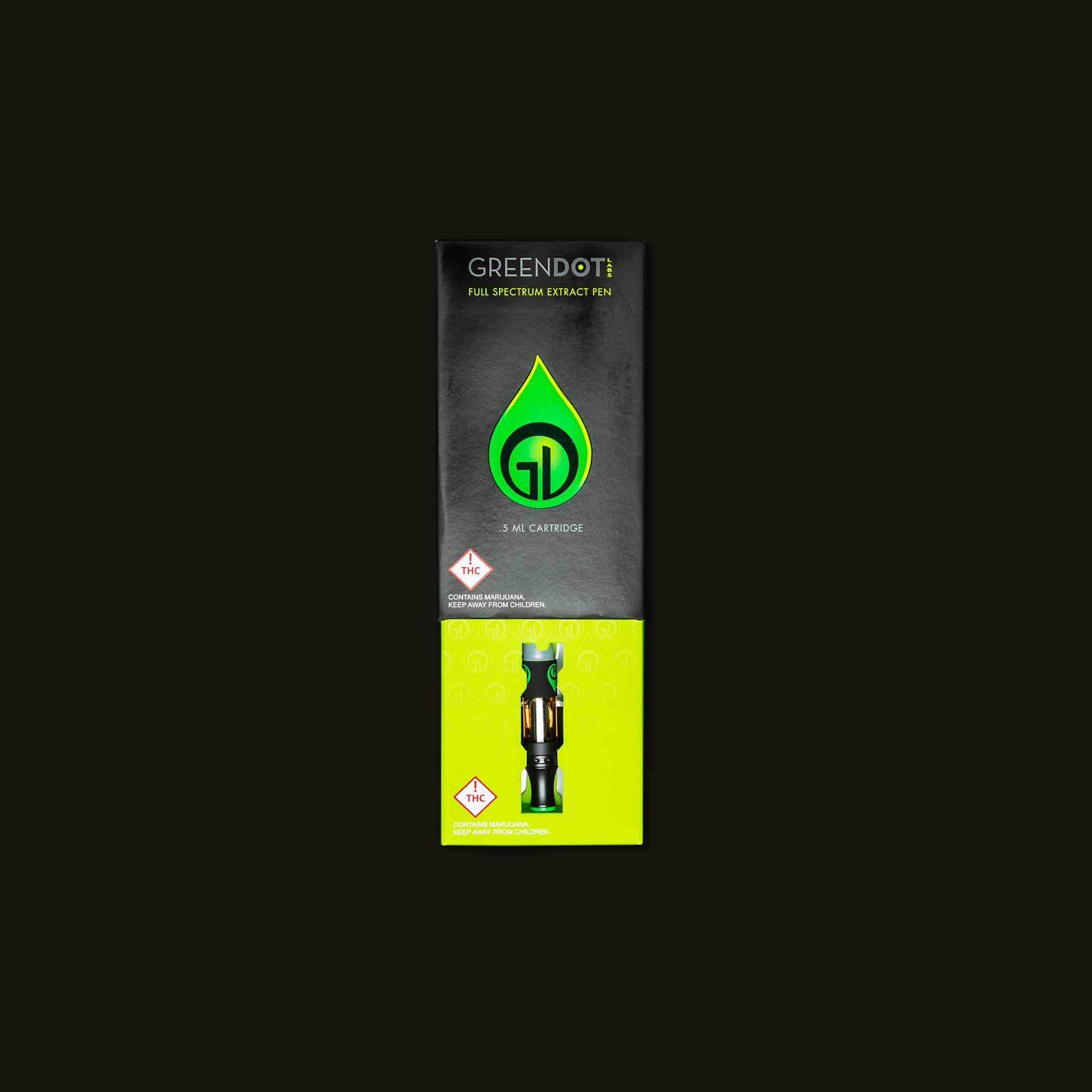 Green Dot Labs Chem Brulee Cartridge