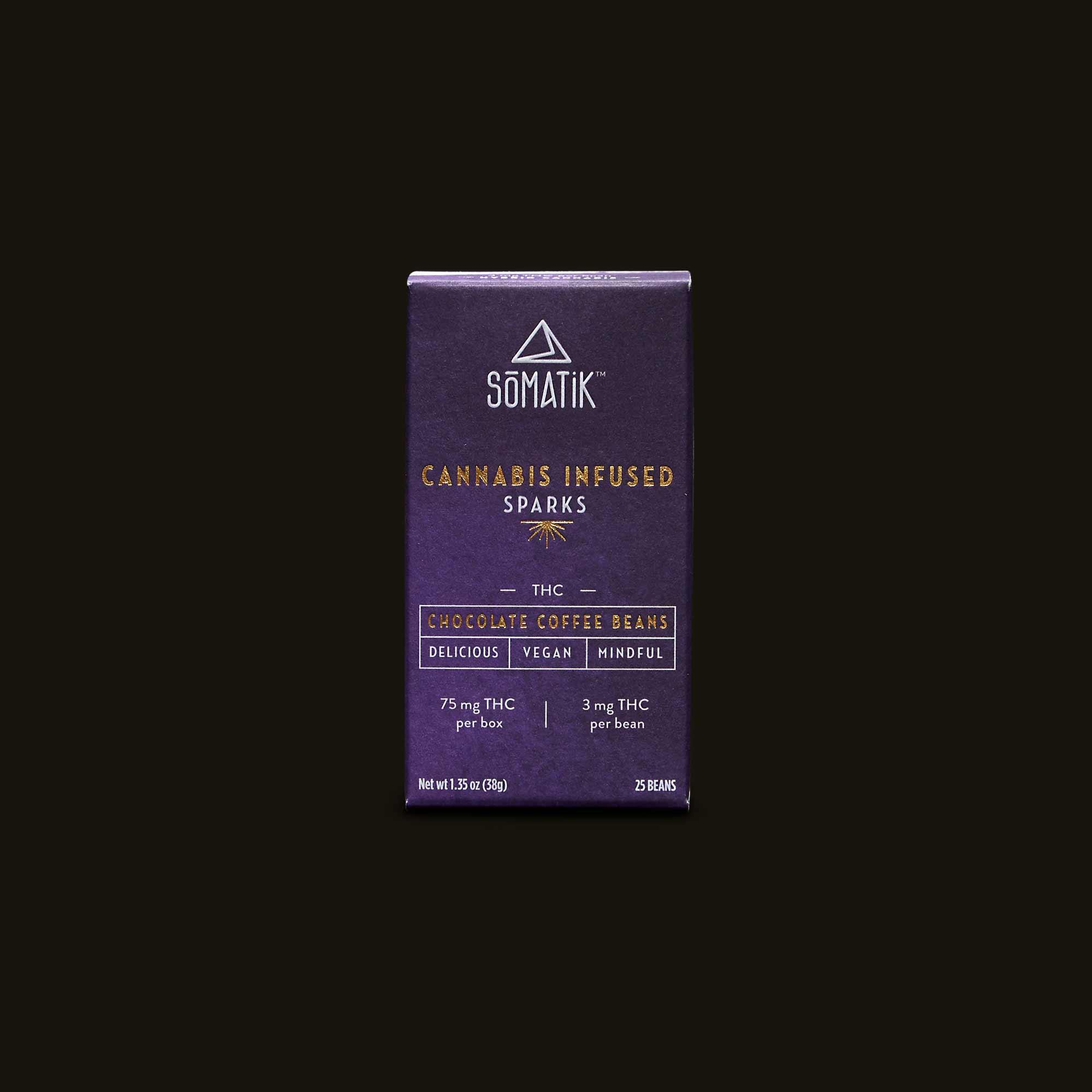 Somatik Coffee Bean Sparks