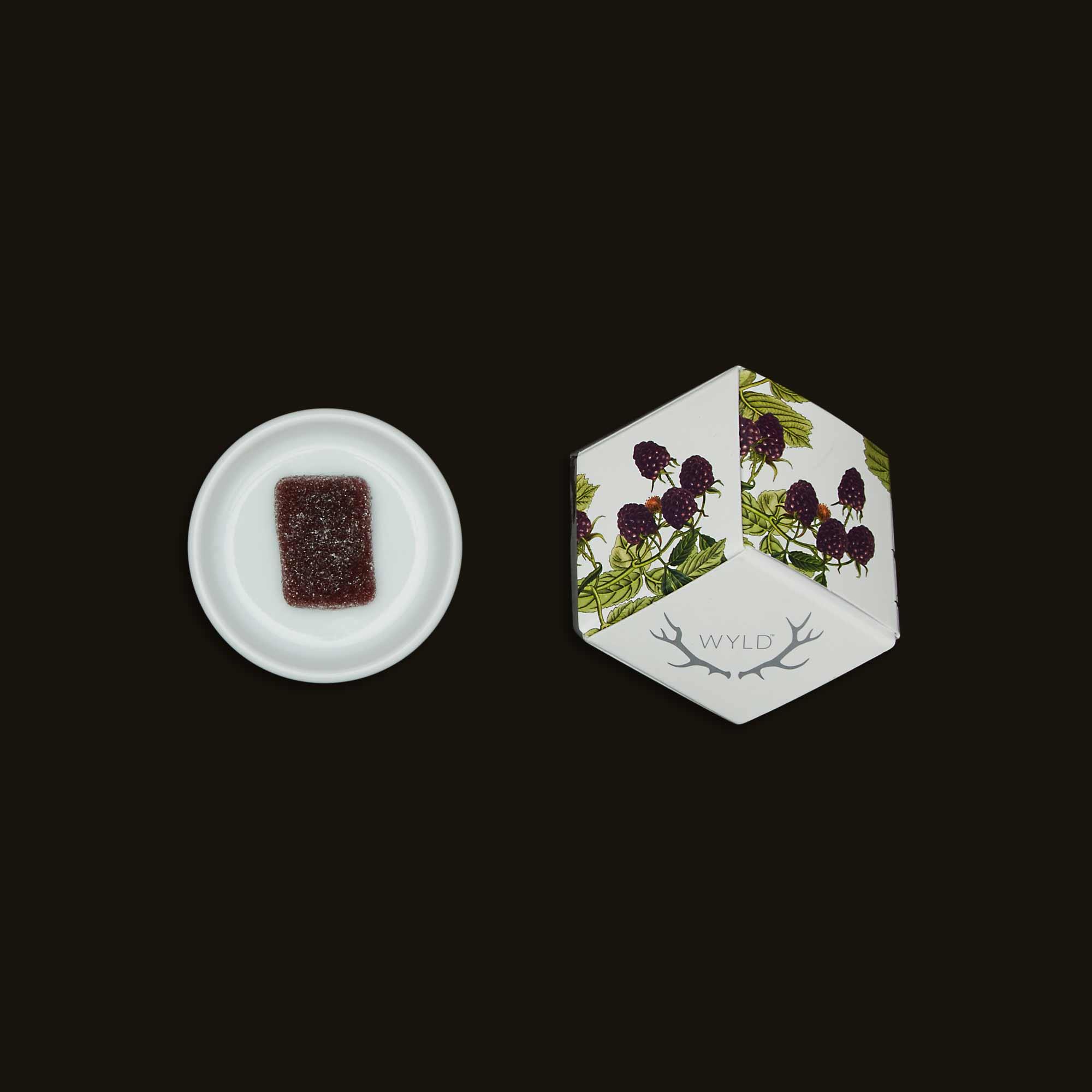 Wyld Marionberry Gummies
