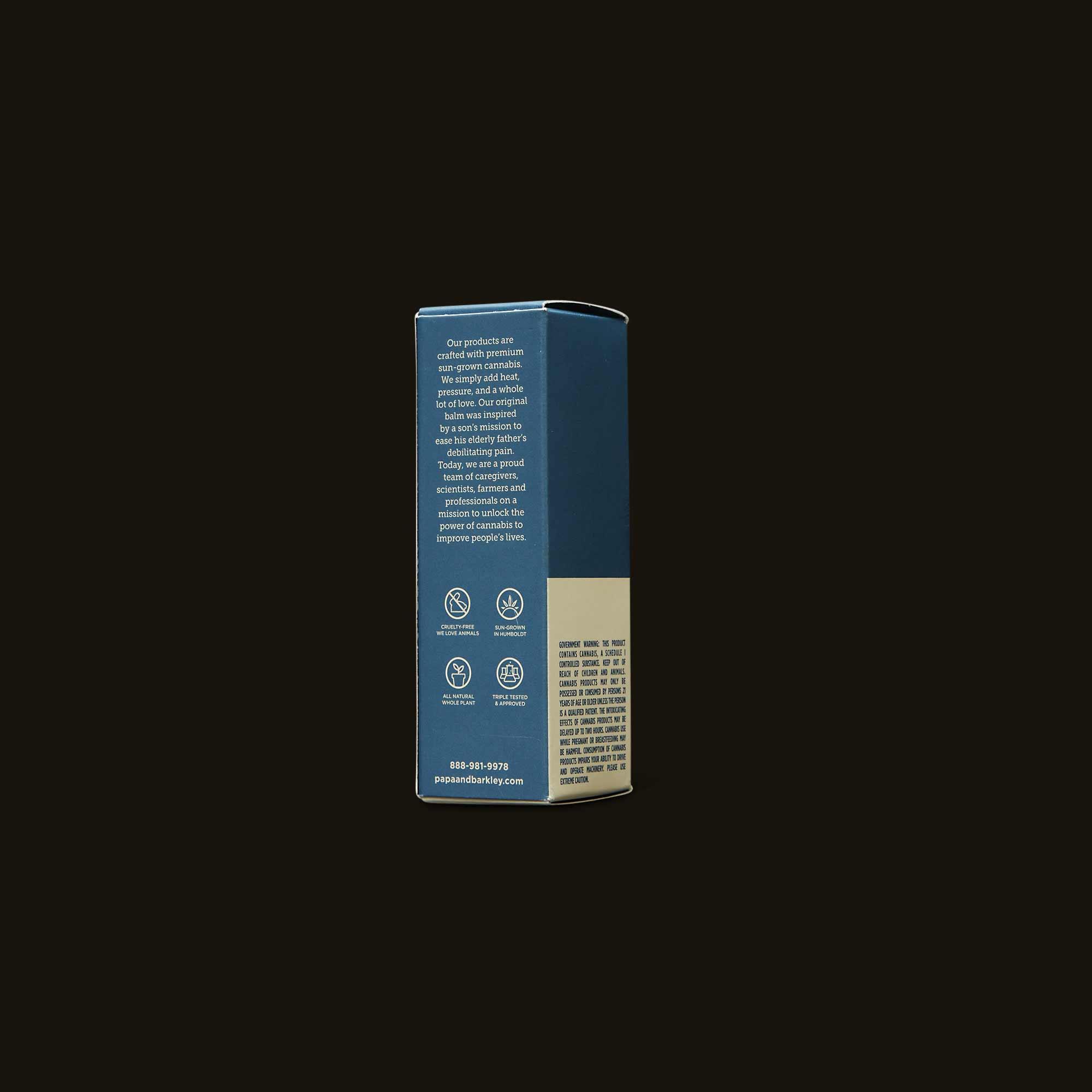 Papa & Barkley 1:3 CBD:THC Releaf Tincture