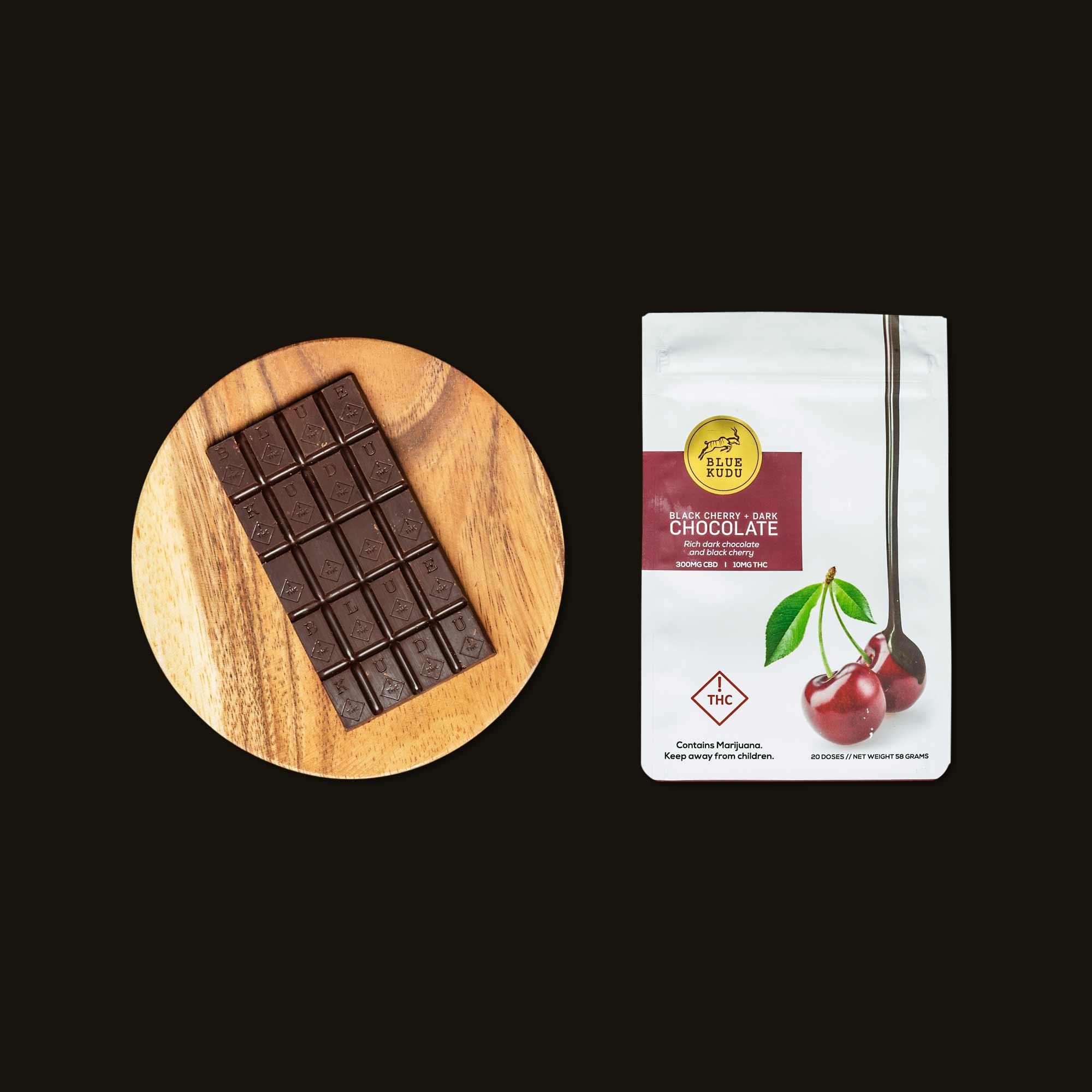 BlueKudu Black Cherry + Dark Chocolate 30:1