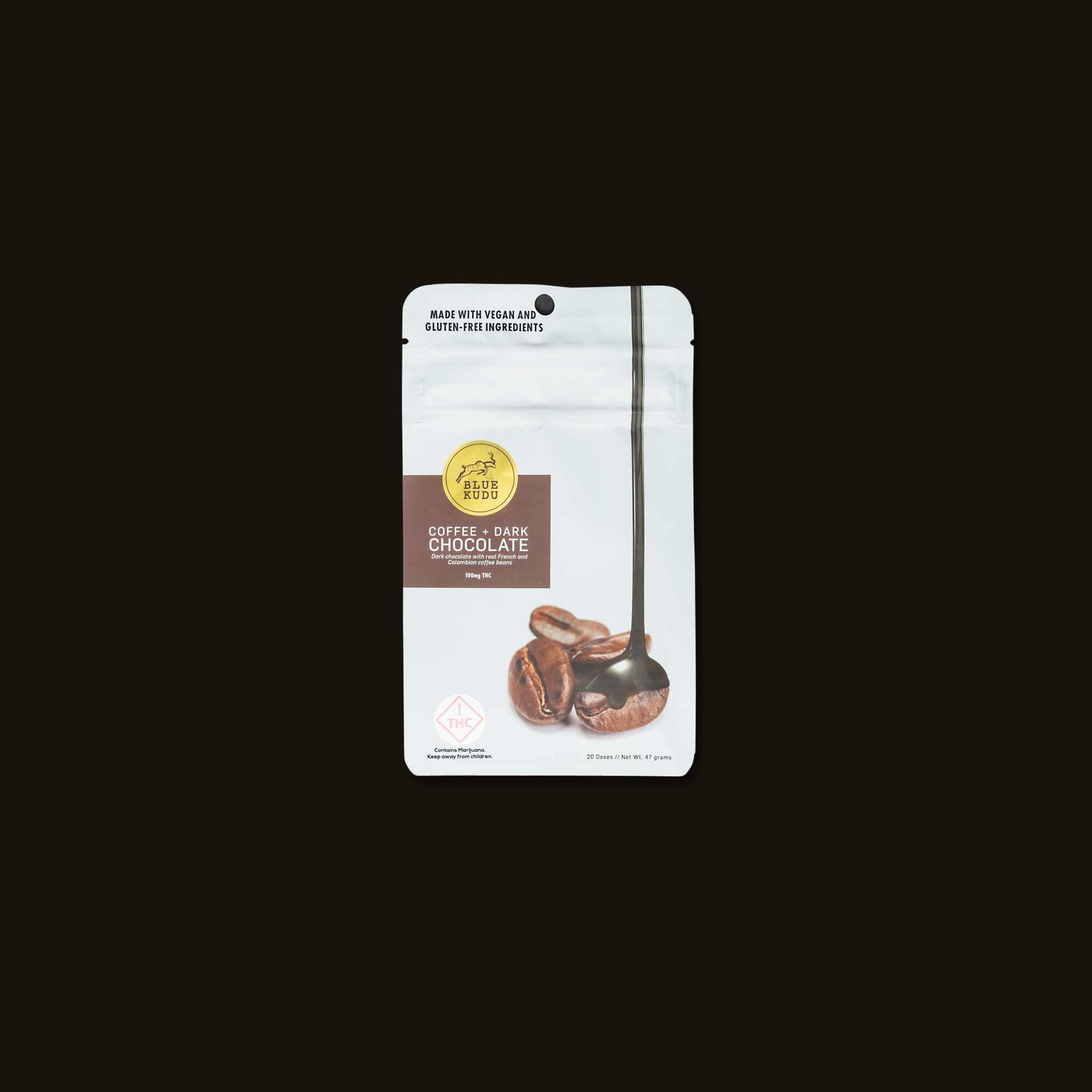 BlueKudu Coffee + Dark Chocolate