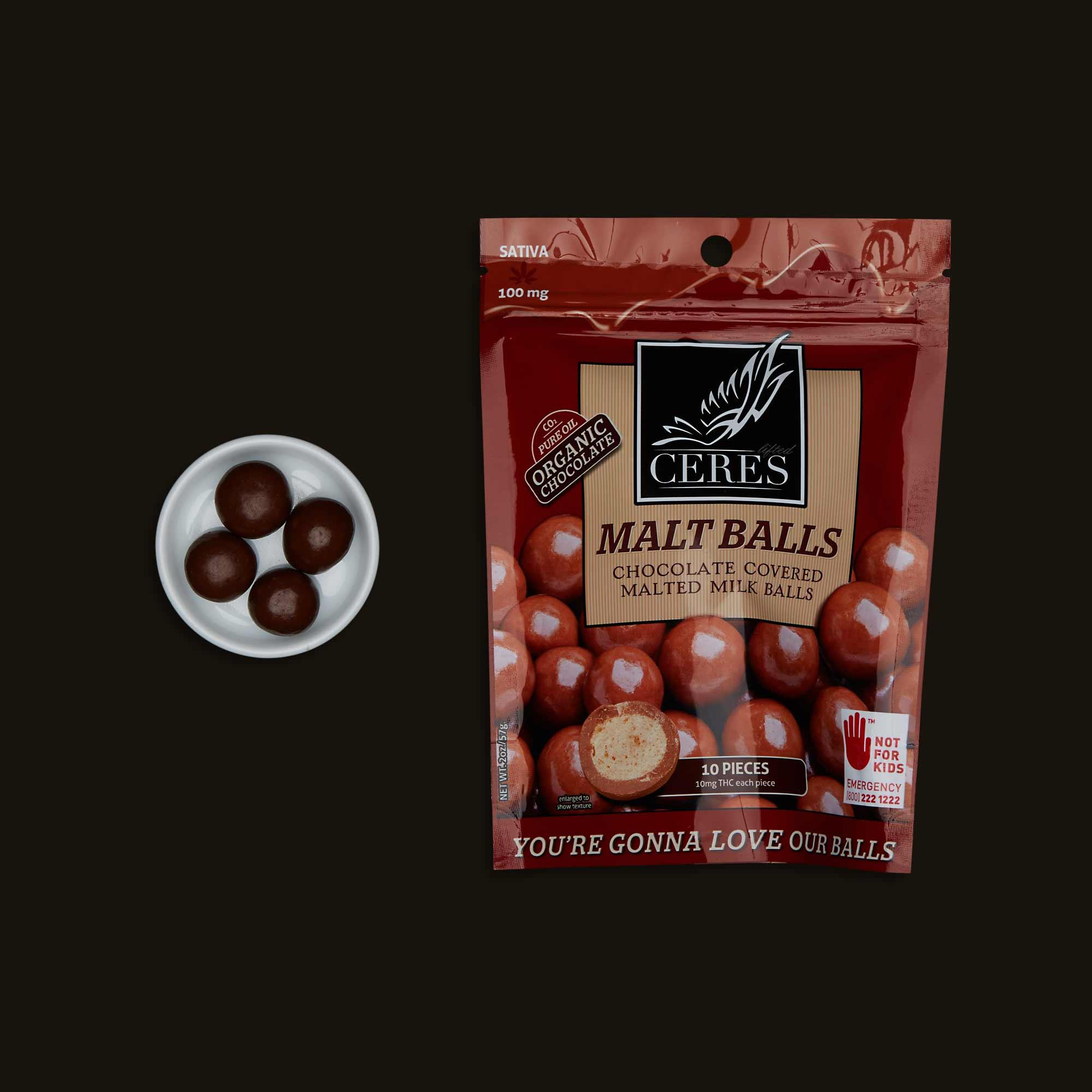 Sativa Malt Balls 76 Ceres Proper