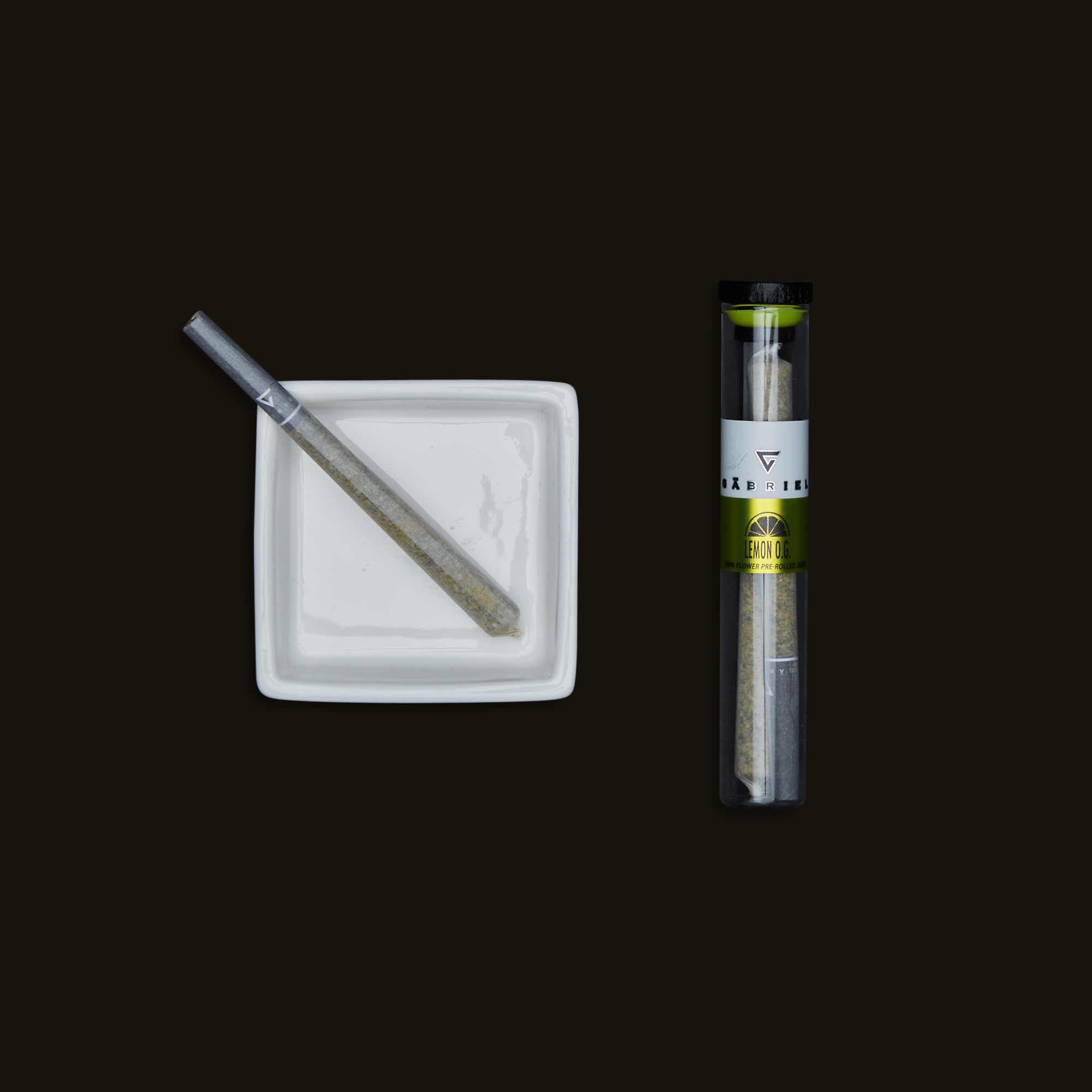 Gabriel Cannabis Lemon OG Pre-Roll