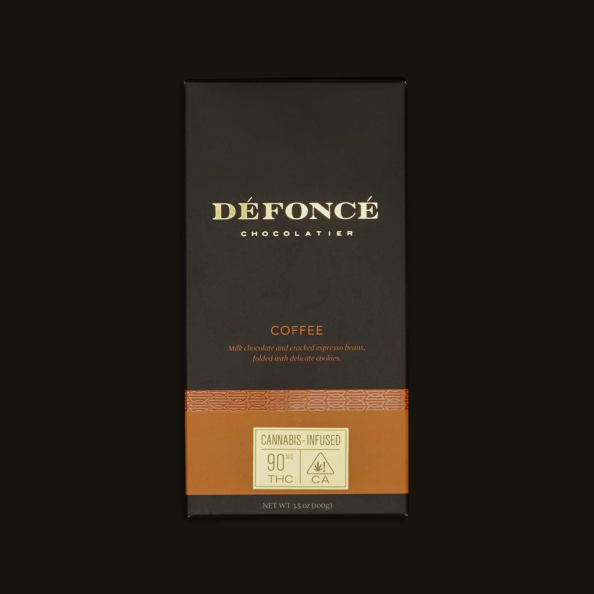 Défoncé Coffee Chocolate Bar