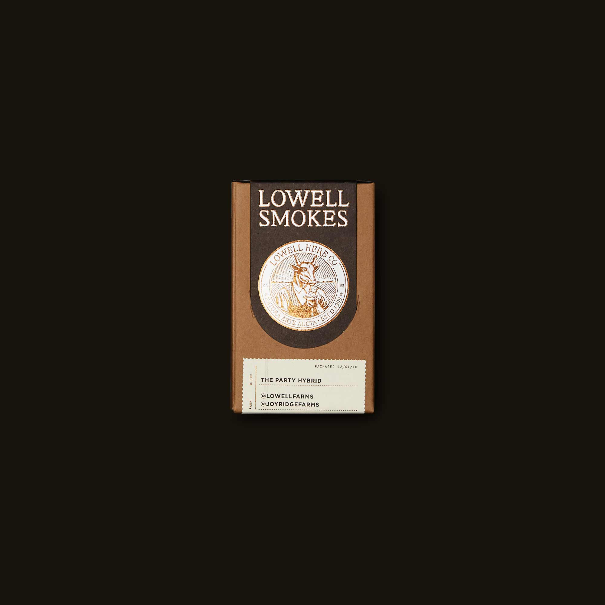 Lowell Herb Co. The Party Hybrid Pack