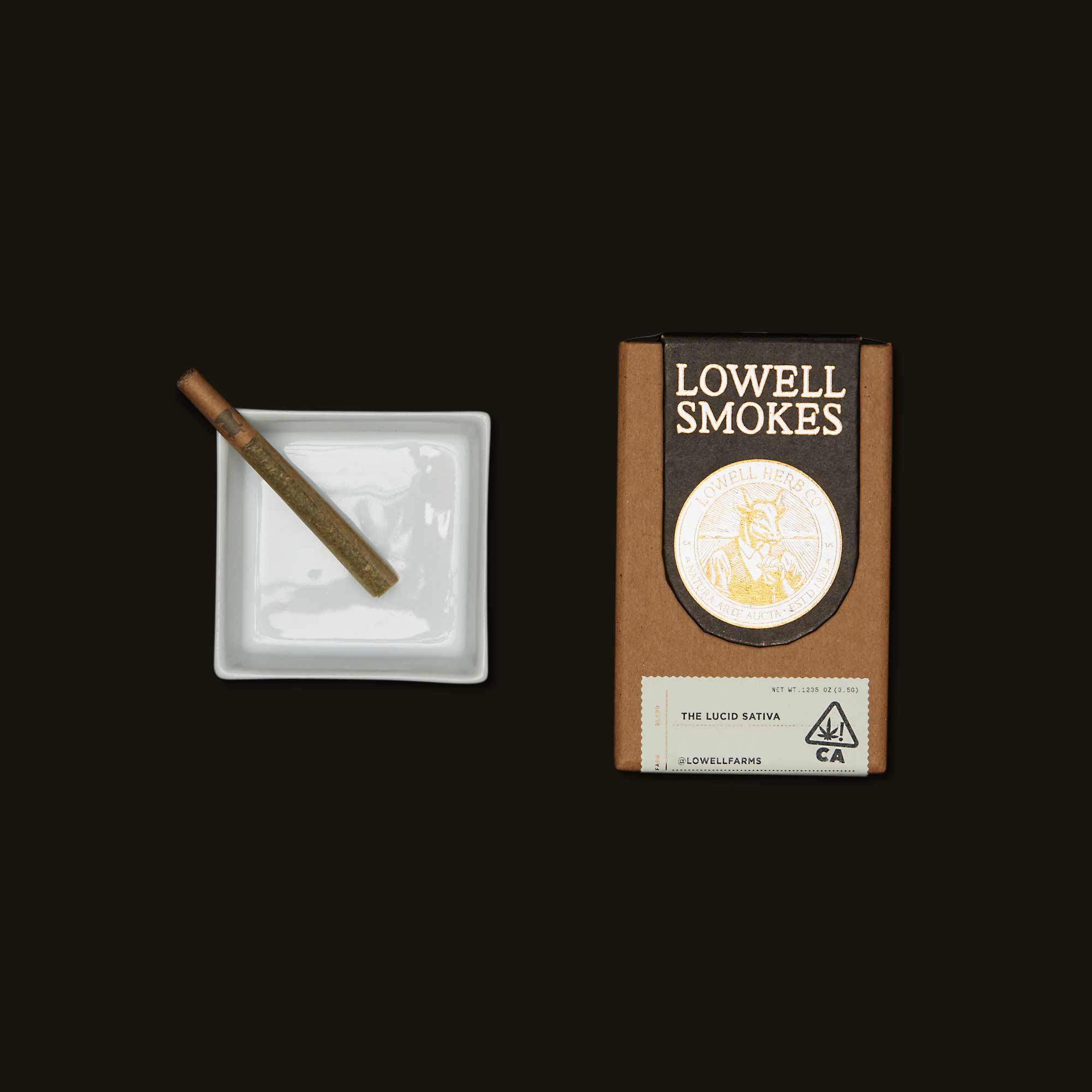 Lowell Herb Co. The Lucid Sativa Pack