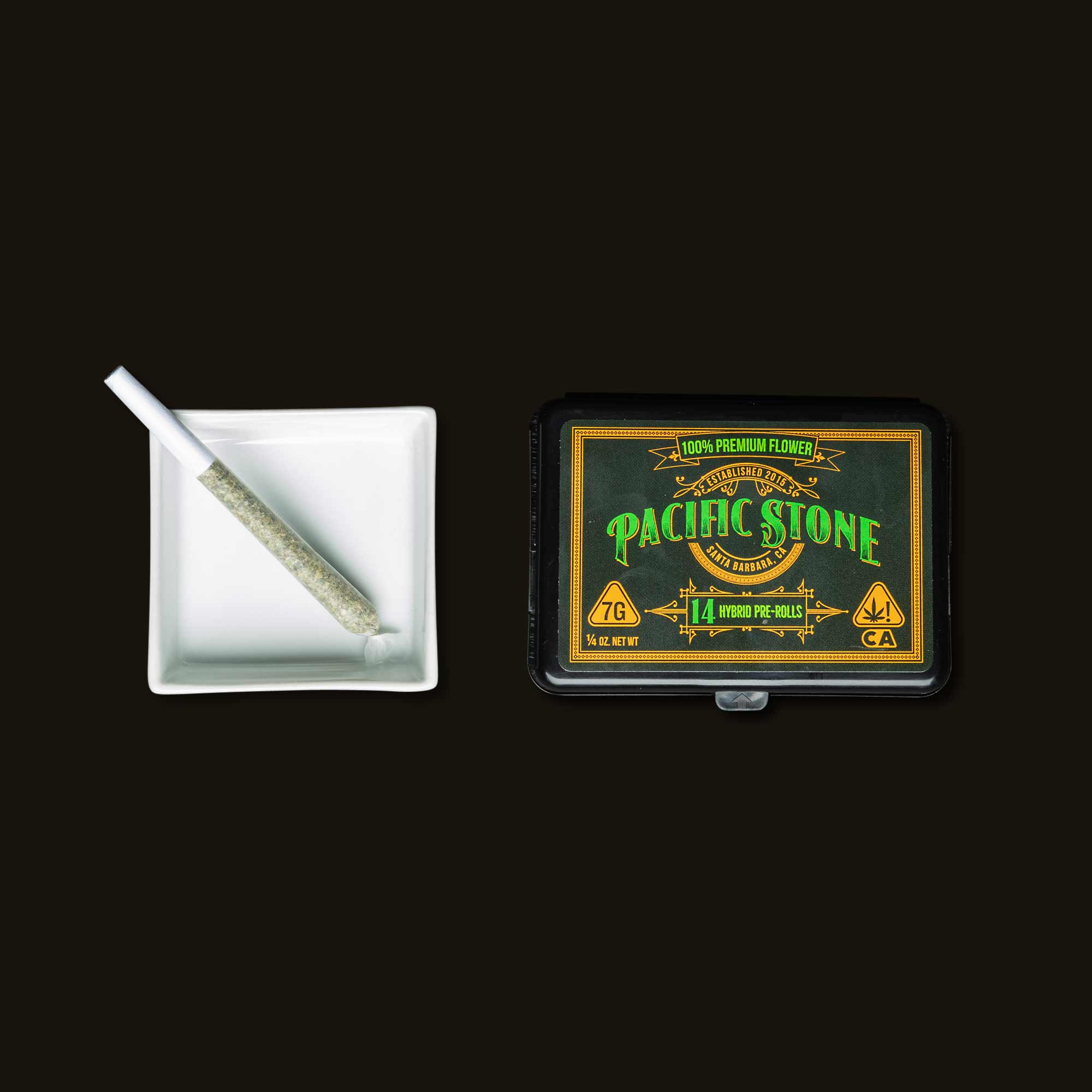 Pacific Stone Hybrid Pre-Roll Pack