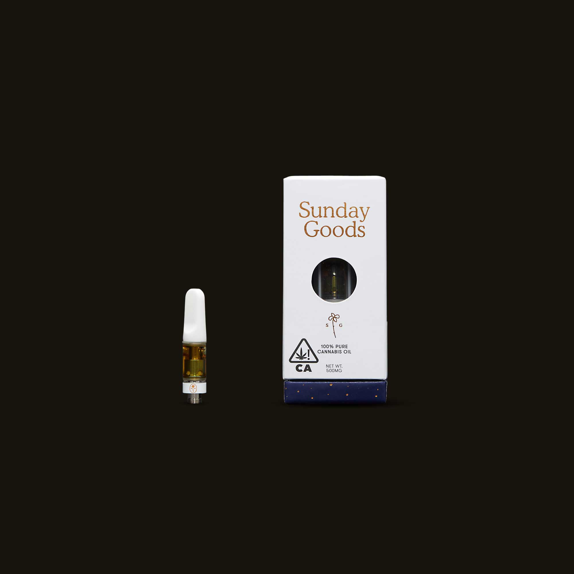 Sunday Goods Sunset Sherbet Cartridge