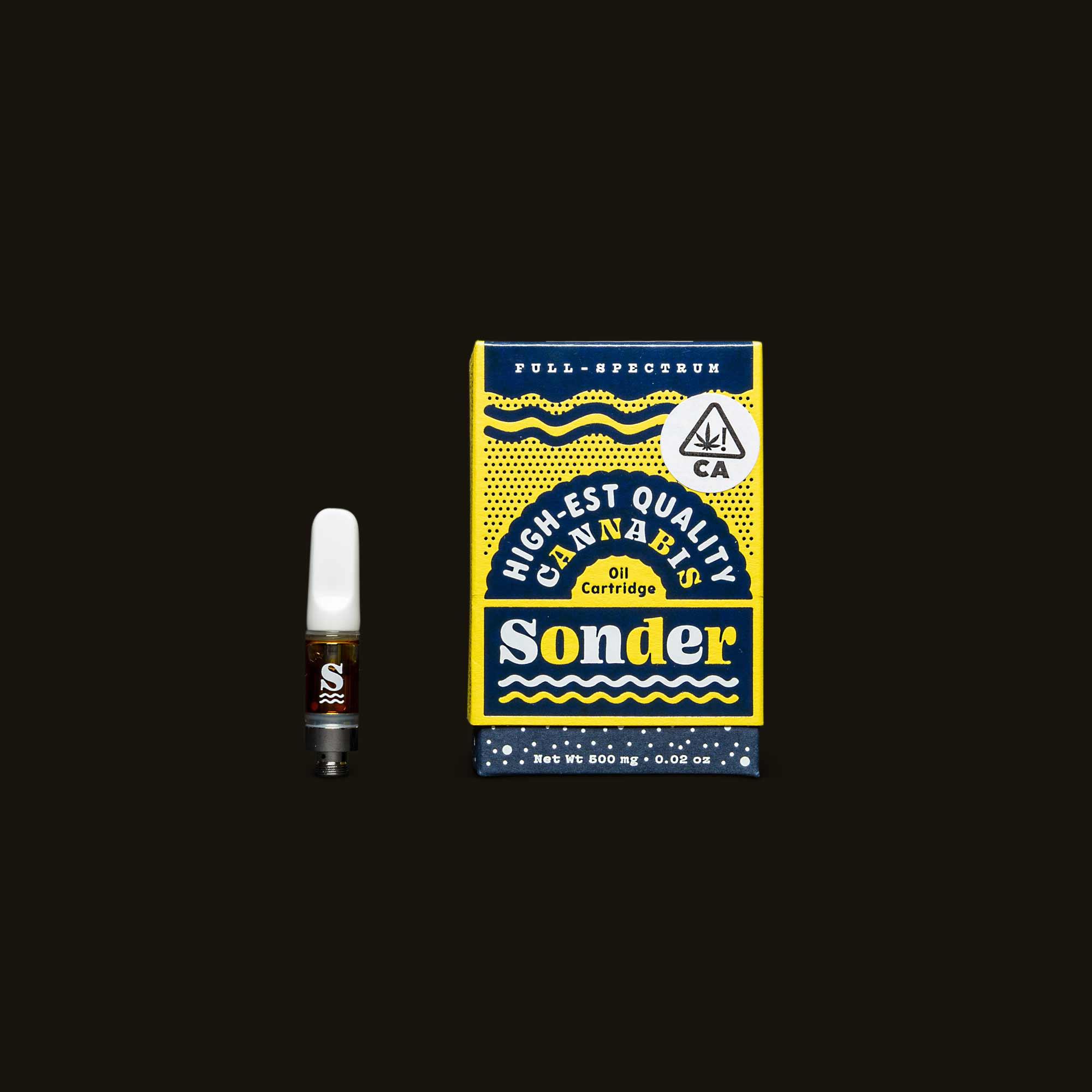 Sonder G.S. Cookies Cartridge