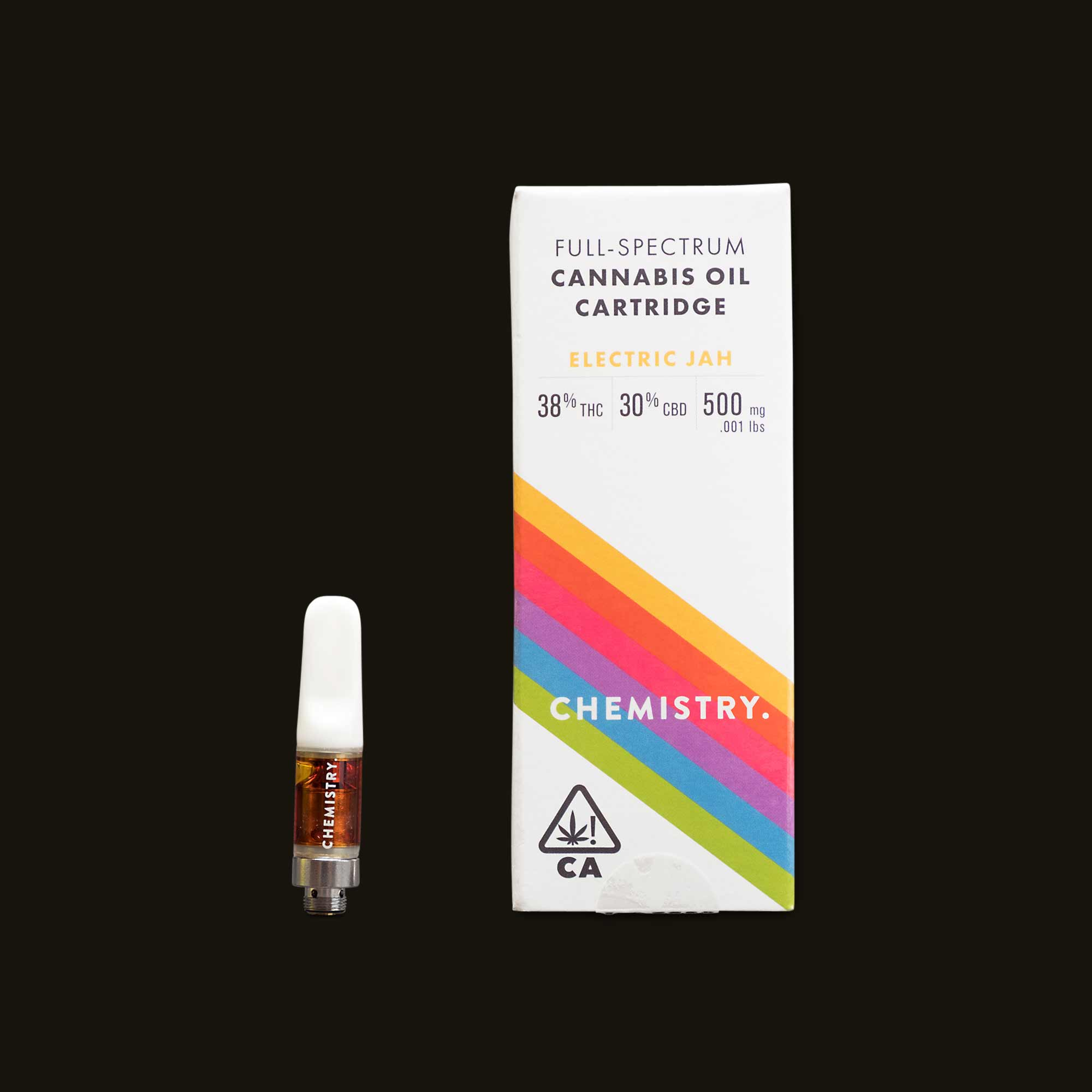 Chemistry Electric Jah Cartridge