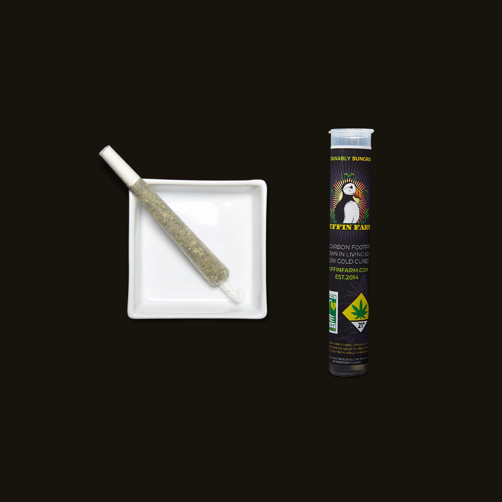 Puffin Farm Gorilla Glue #4 Pre-Roll