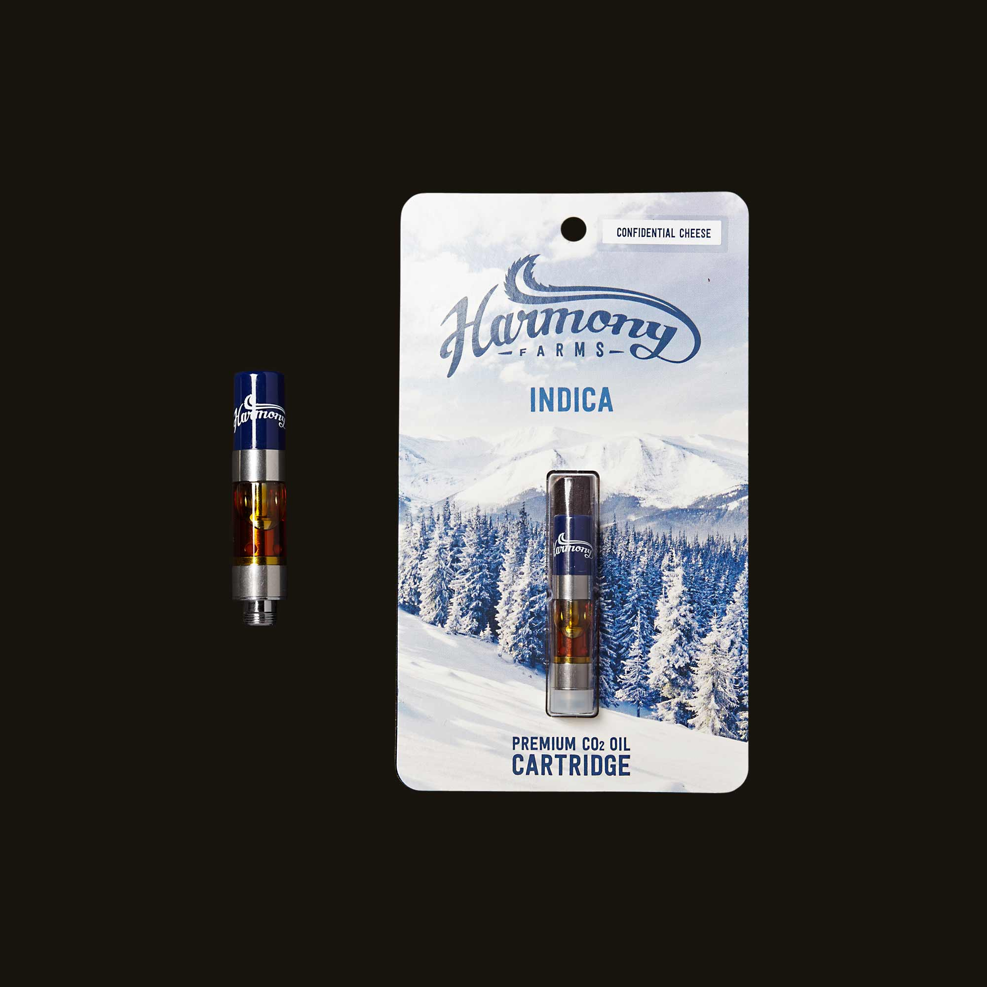 Harmony Extracts Confidential Cheese Cartridge