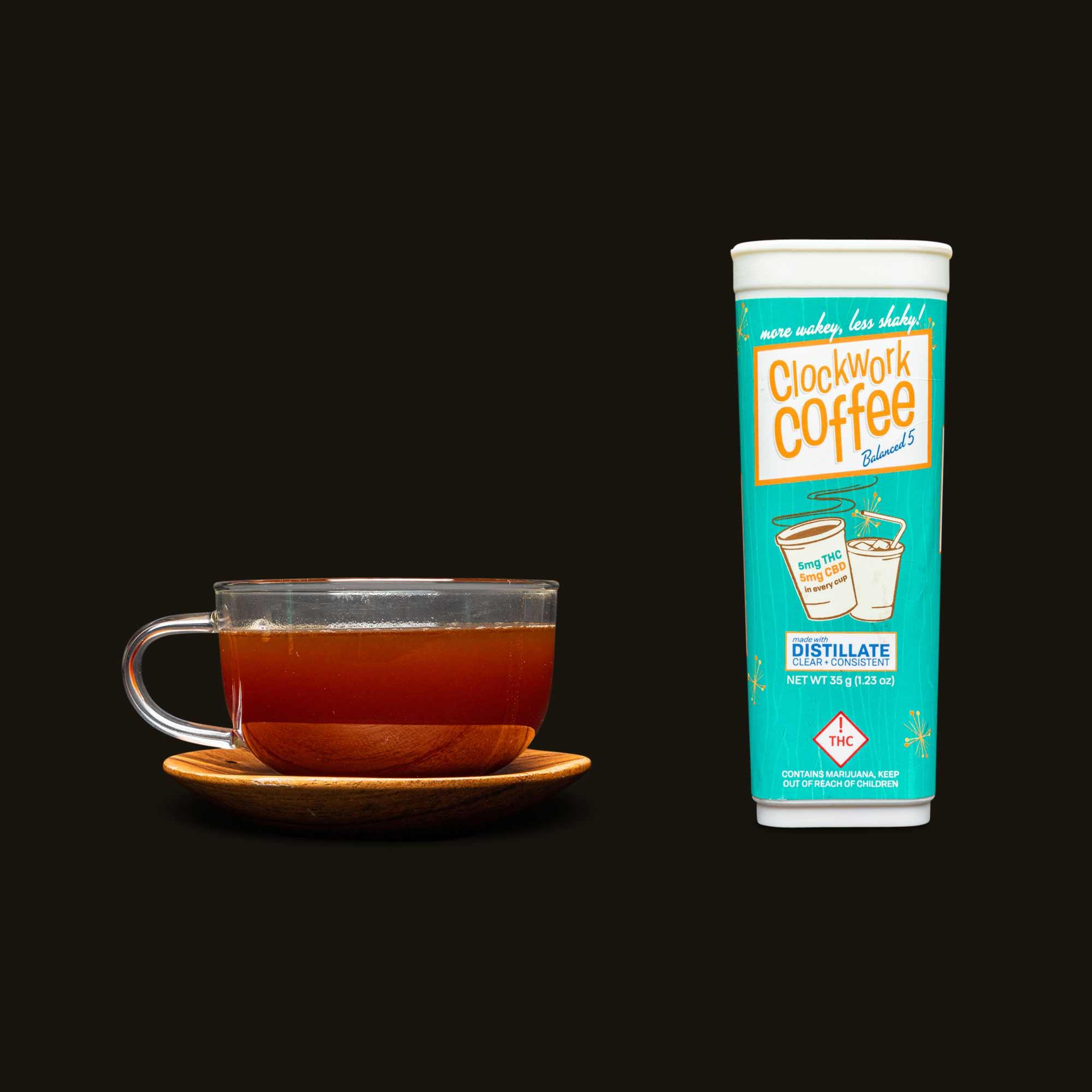 Stillwater Clockwork Coffee Balanced 5