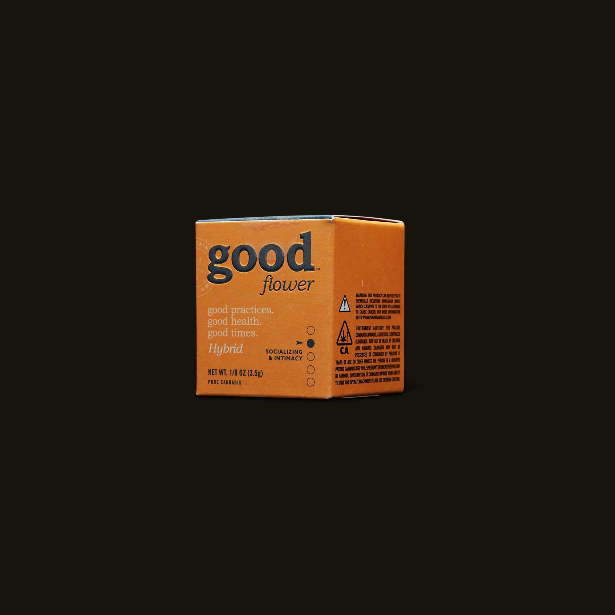 Good Brands Black Jack