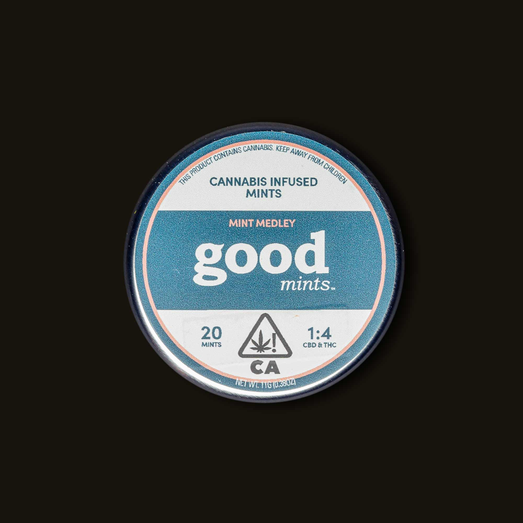 Good Brands 1:4 Mint Medley
