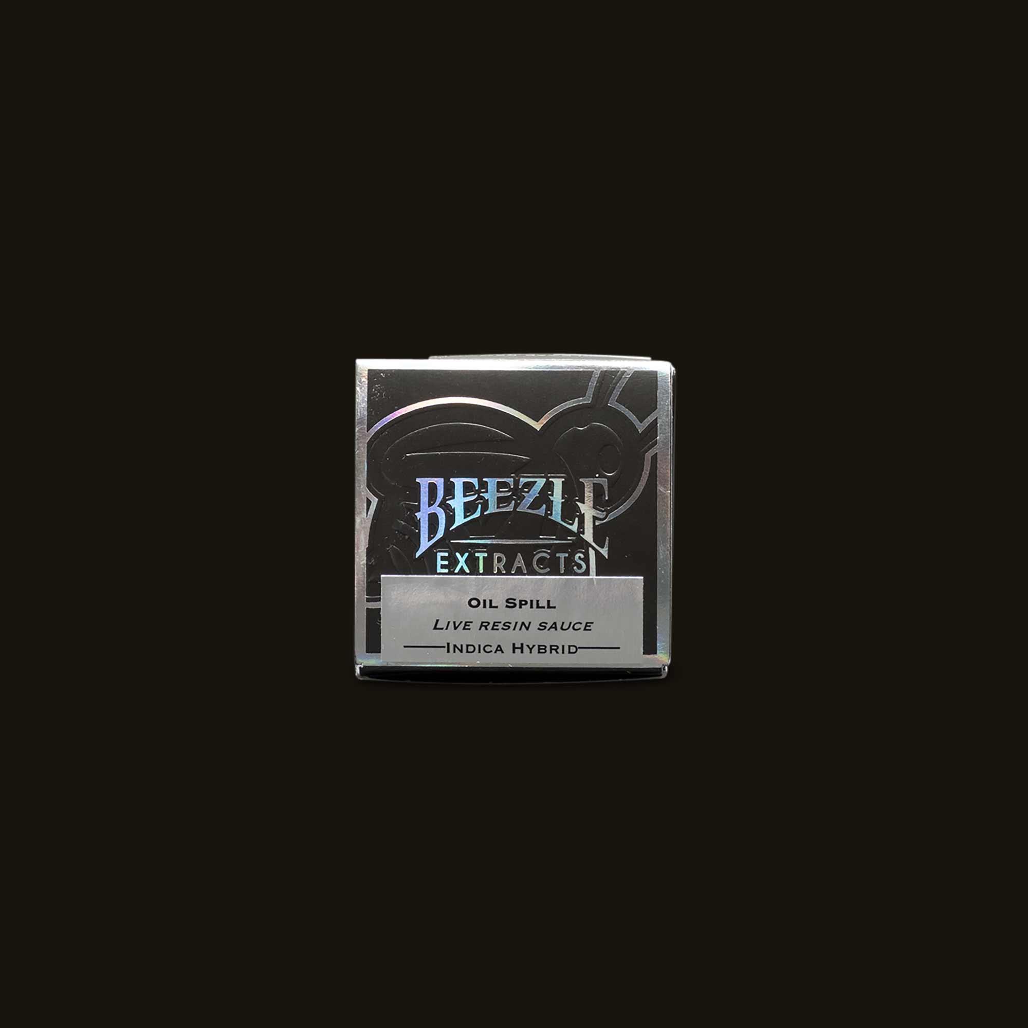 Beezle Oil Spill Live Resin Sauce
