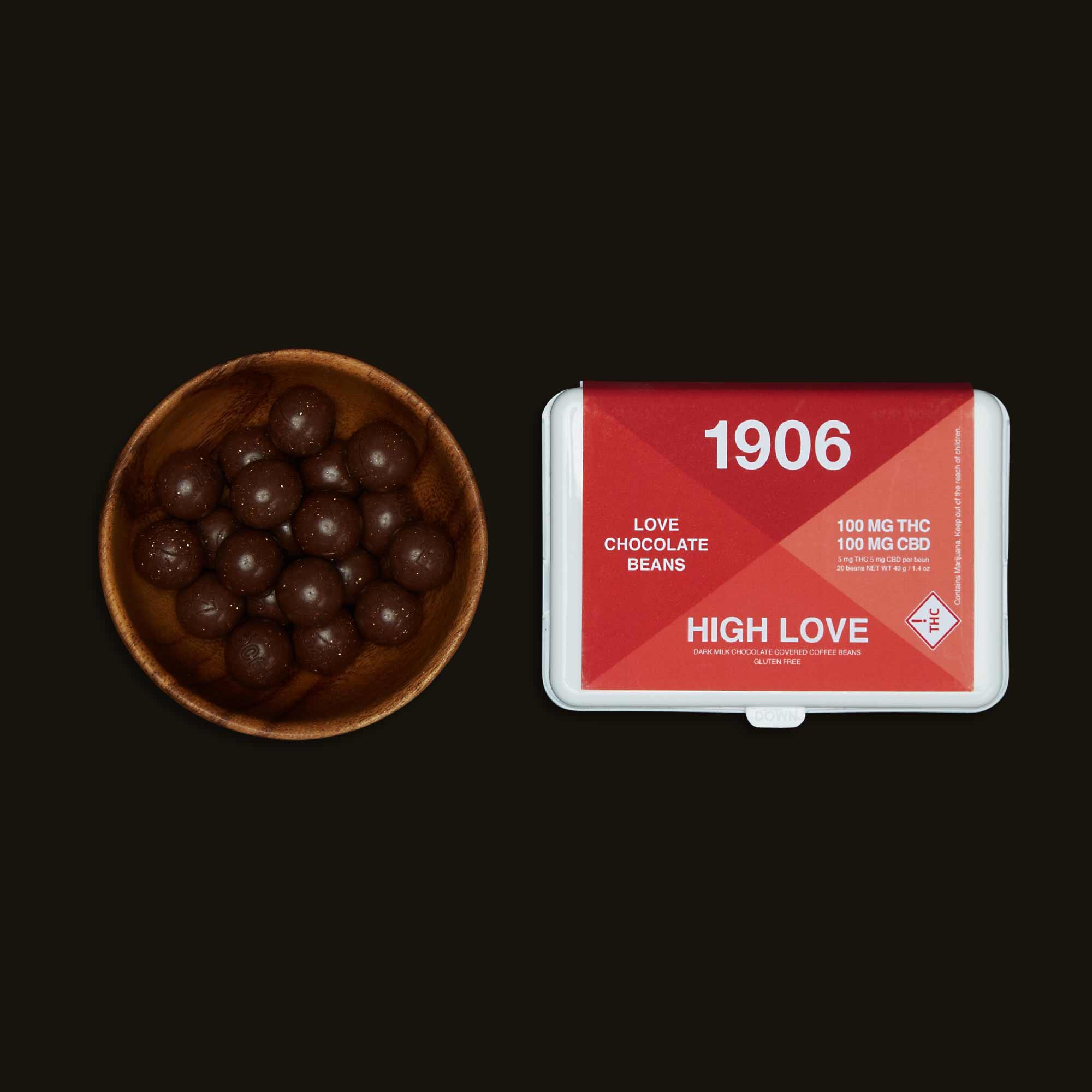 1906 High Love Beans