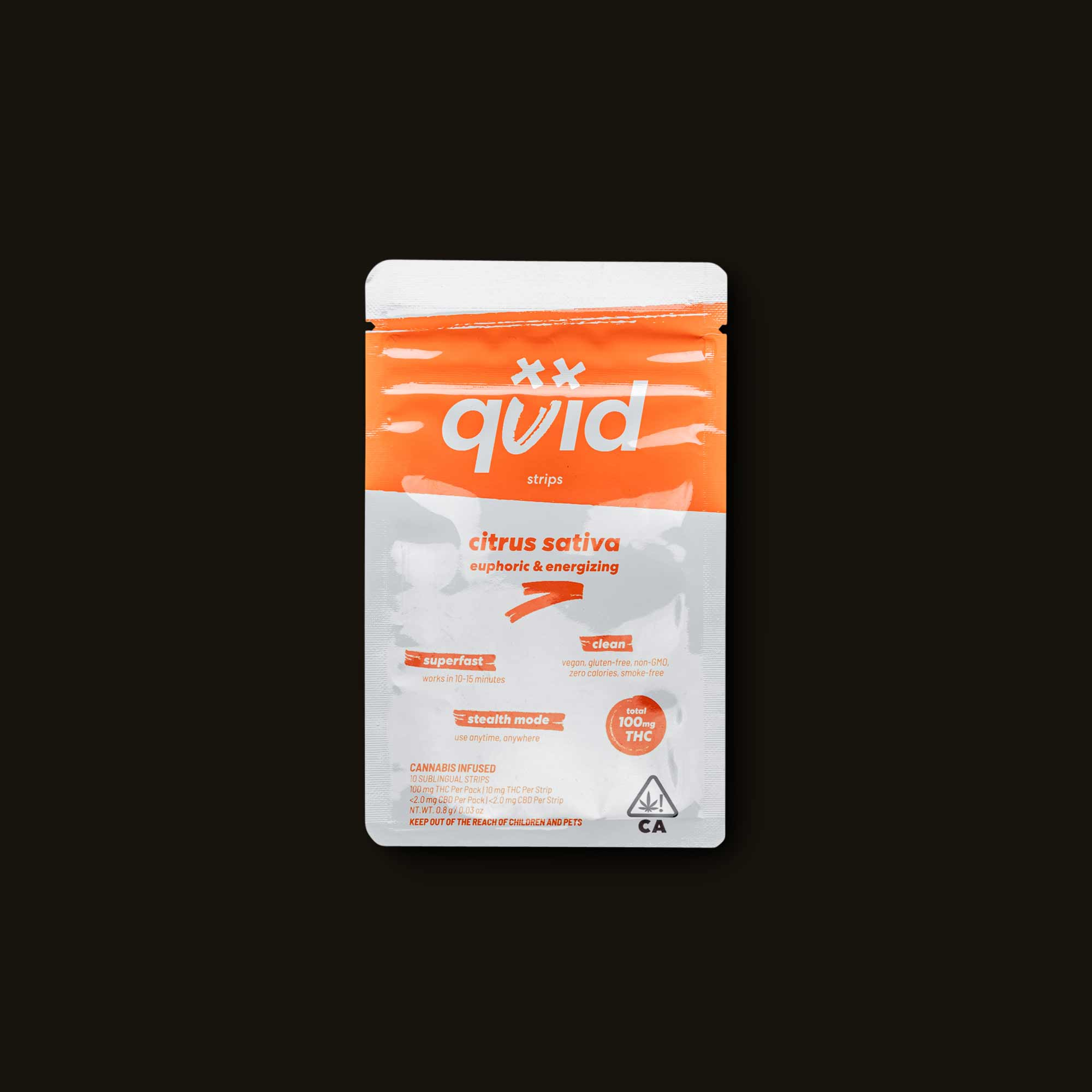 Quid Citrus Sativa Strips