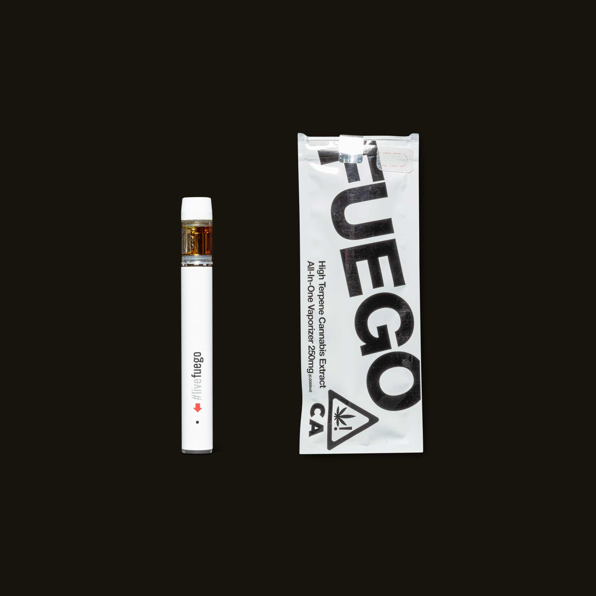Fuego Sauce Pen