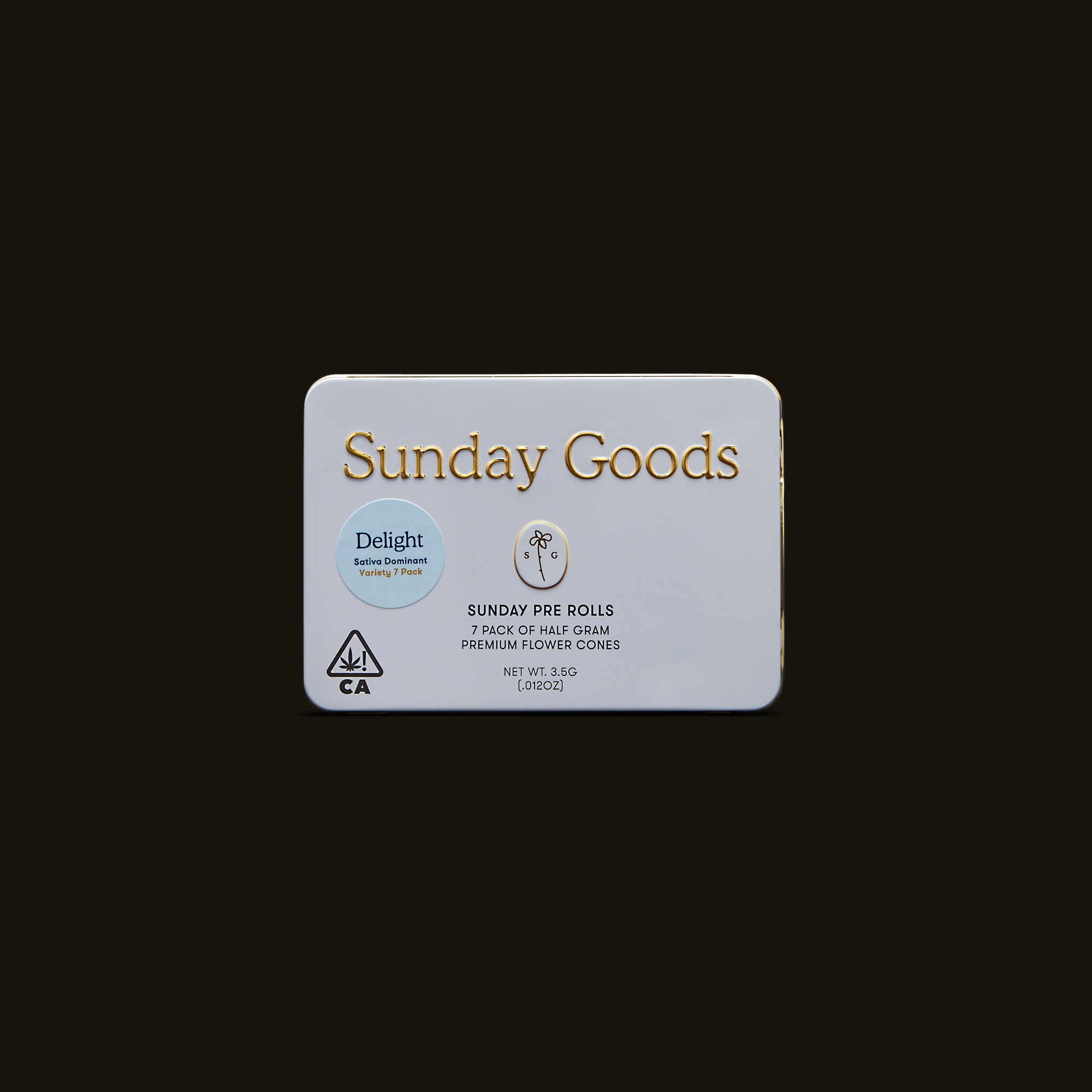 Sunday Goods Delight Pack