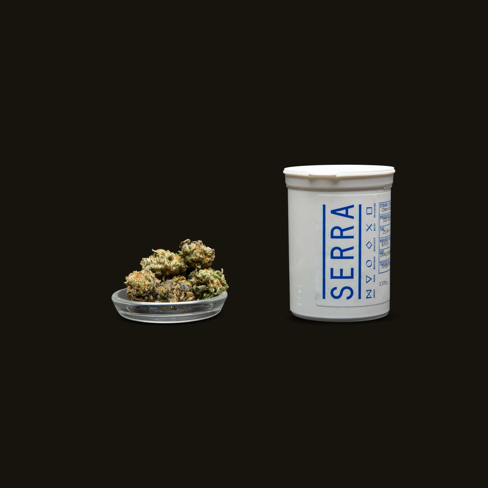 Deschutes Growery Chem Cookies