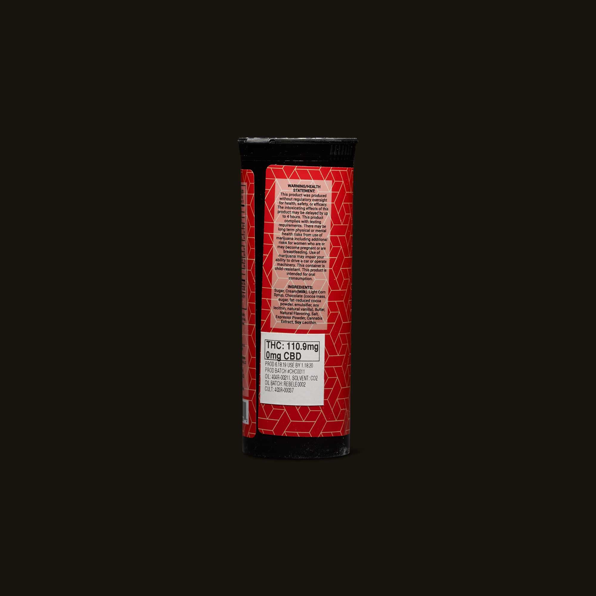 Rebel Edibles Edible - Chocolate Caramels