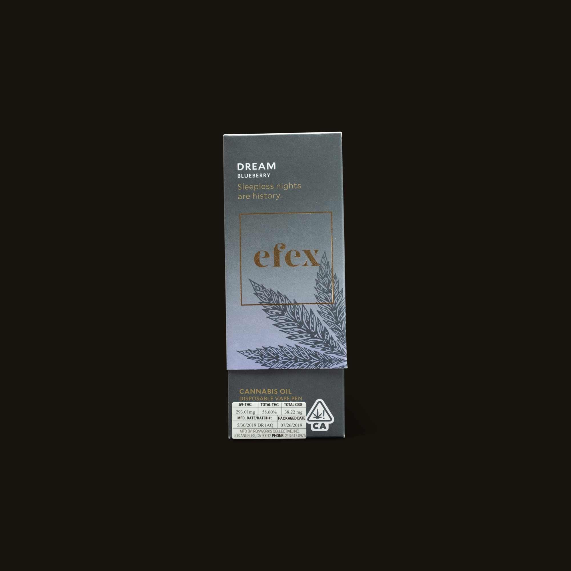 Efex Dream Disposable Pen