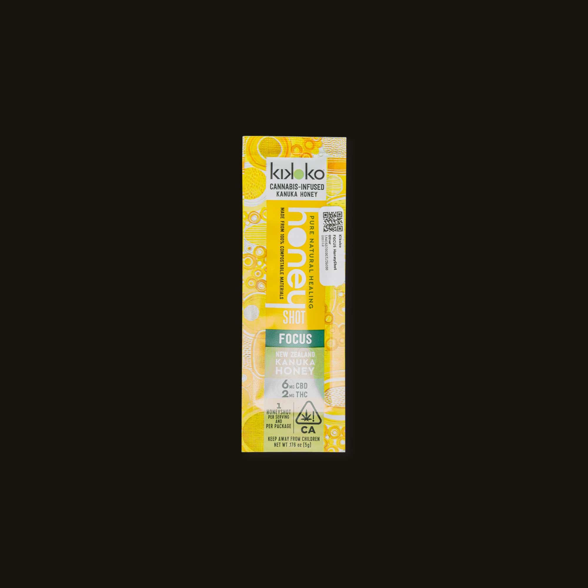 kikoko Focus Honey Shot