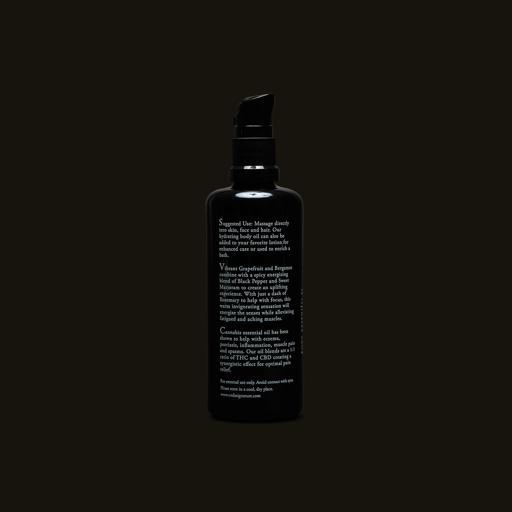 Coda Signature Uplift Body Oil