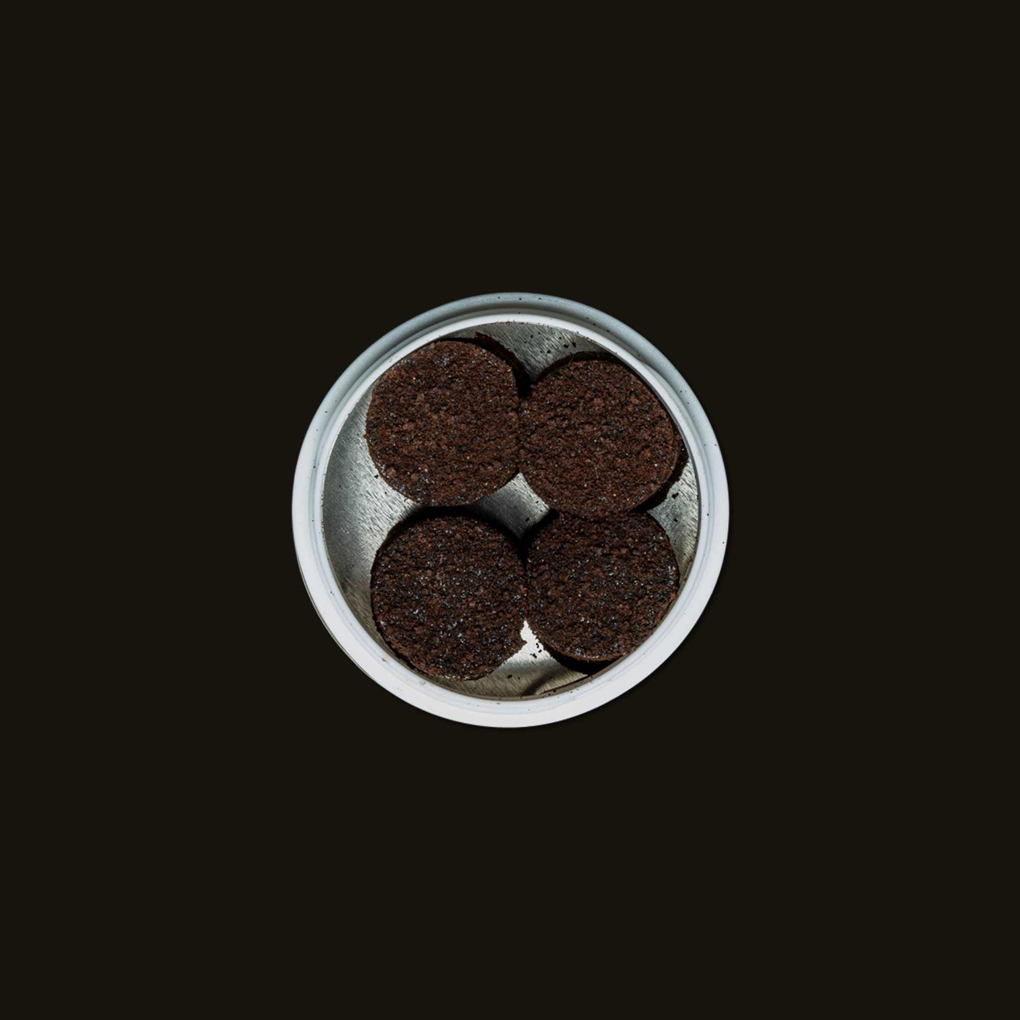 Platinum Cocoa Banana Cream Pie Gummy Coins