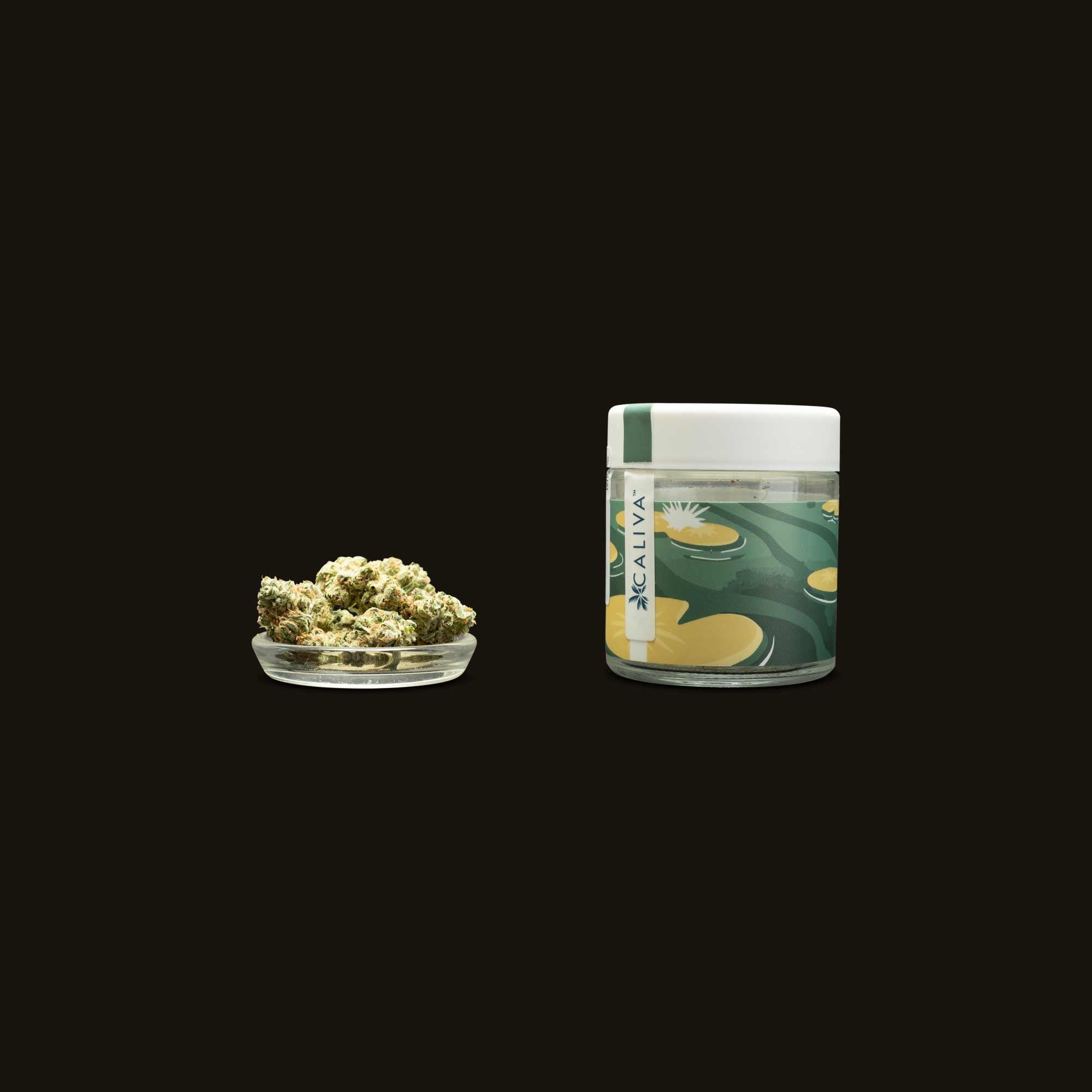 Caliva Sour Diesel Lemon Kush