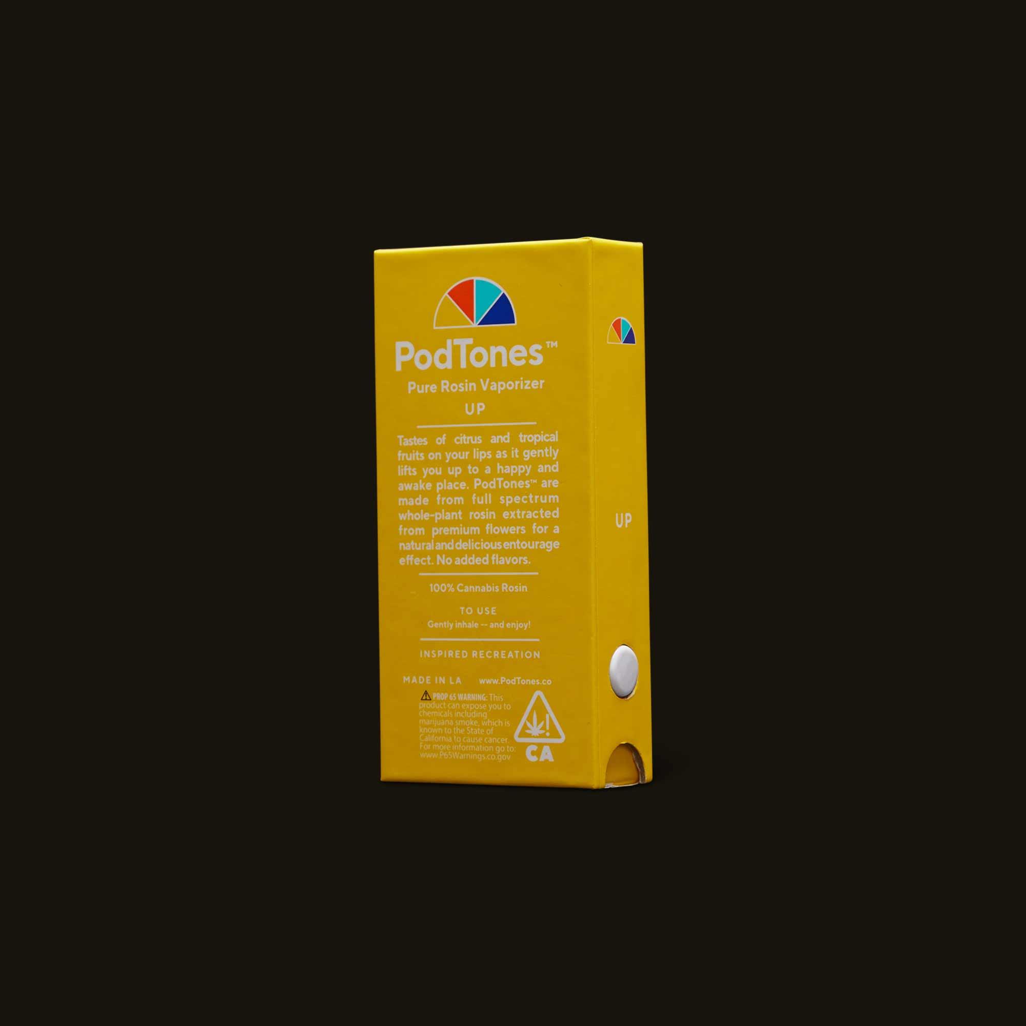 PodTones Up Pure Rosin Vaporizer
