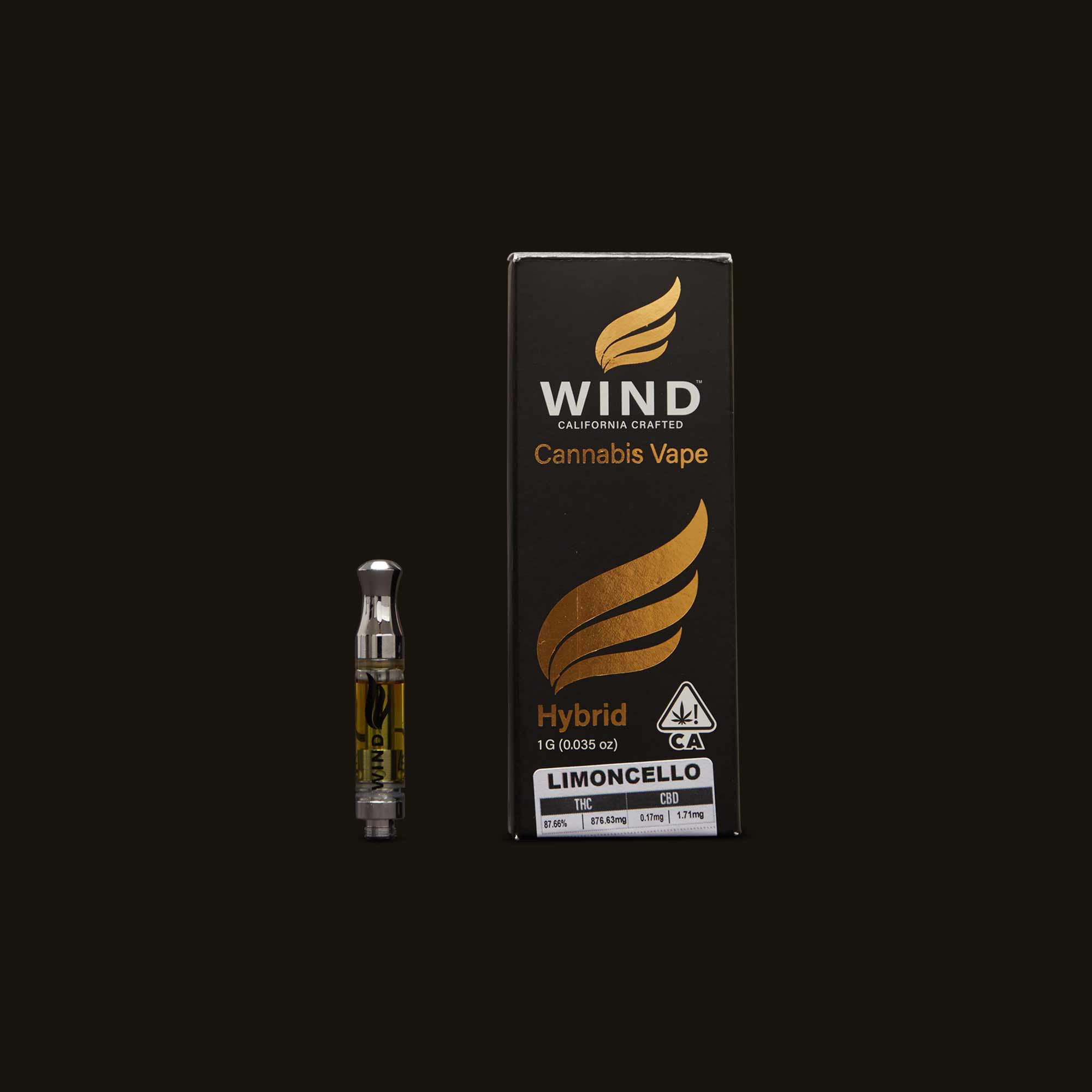 Wind Limoncello Hybrid Cartridge