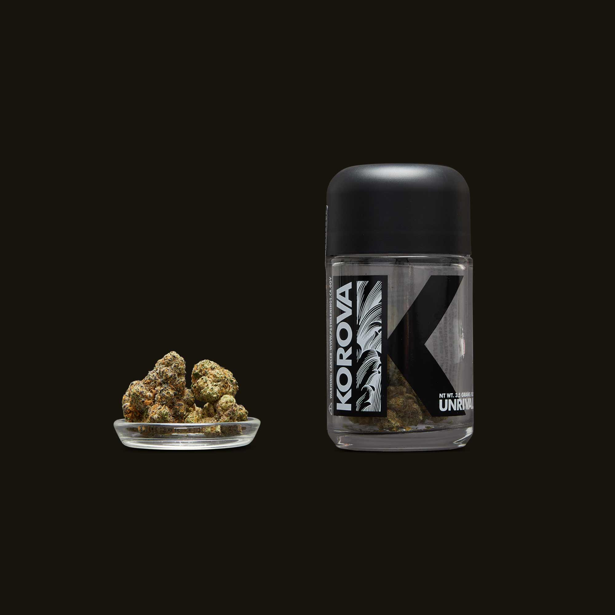 Korova Golden Strawberries