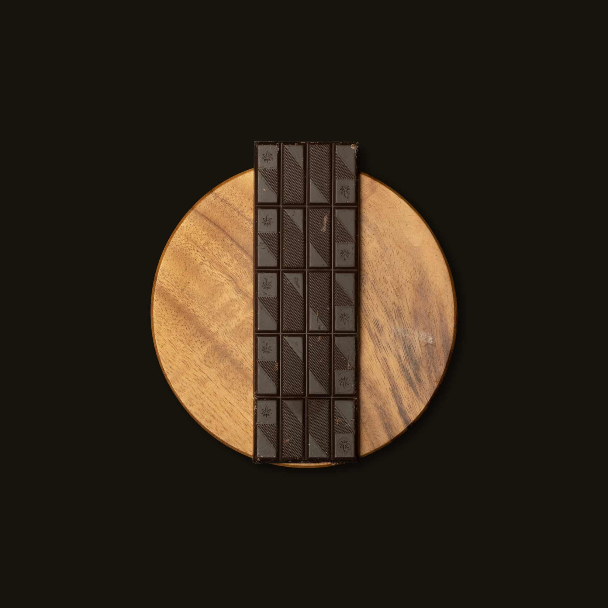 Kiva Mint Chocolate Chip Bar