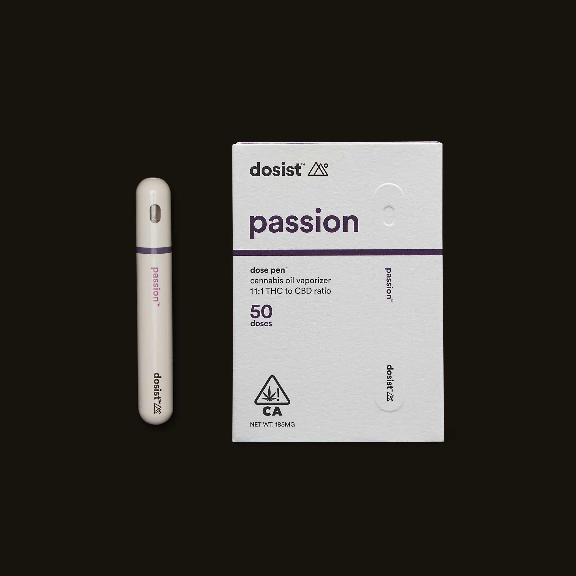 dosist passion easy dose pen