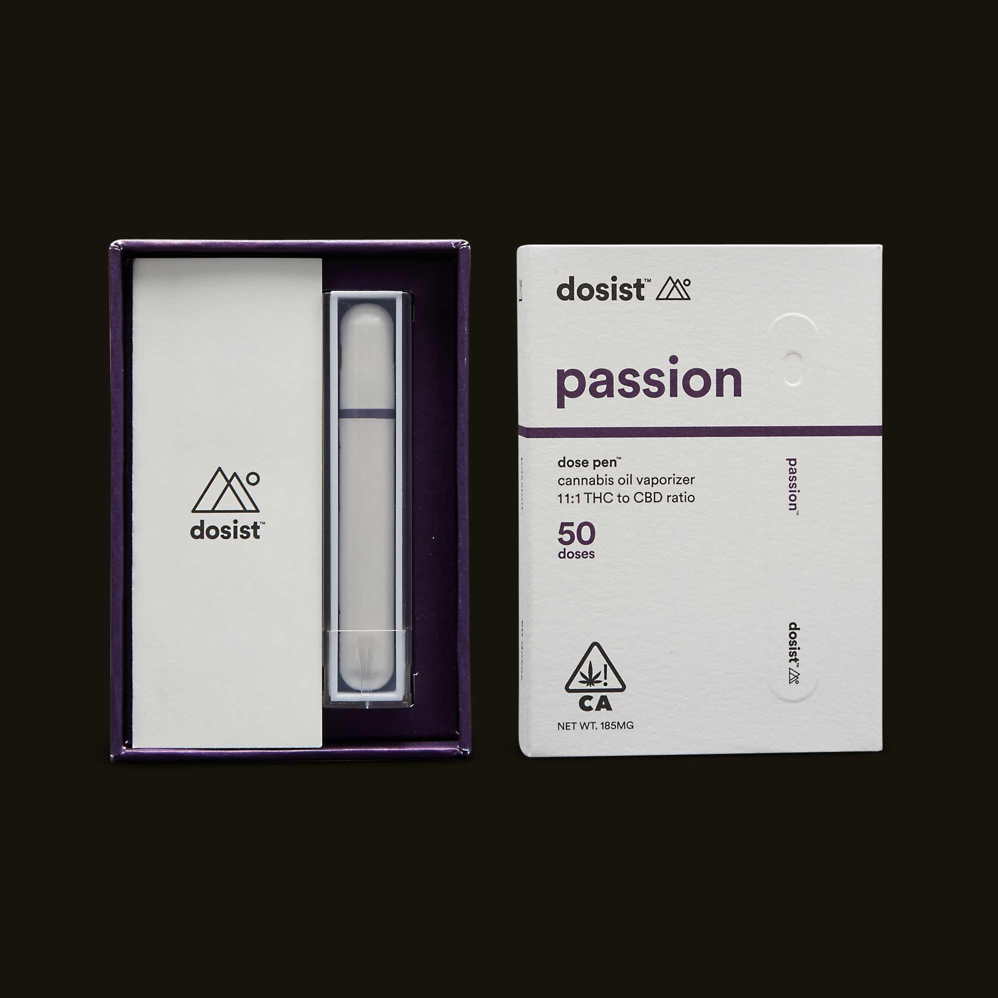 sex vape pen dosist in packaging