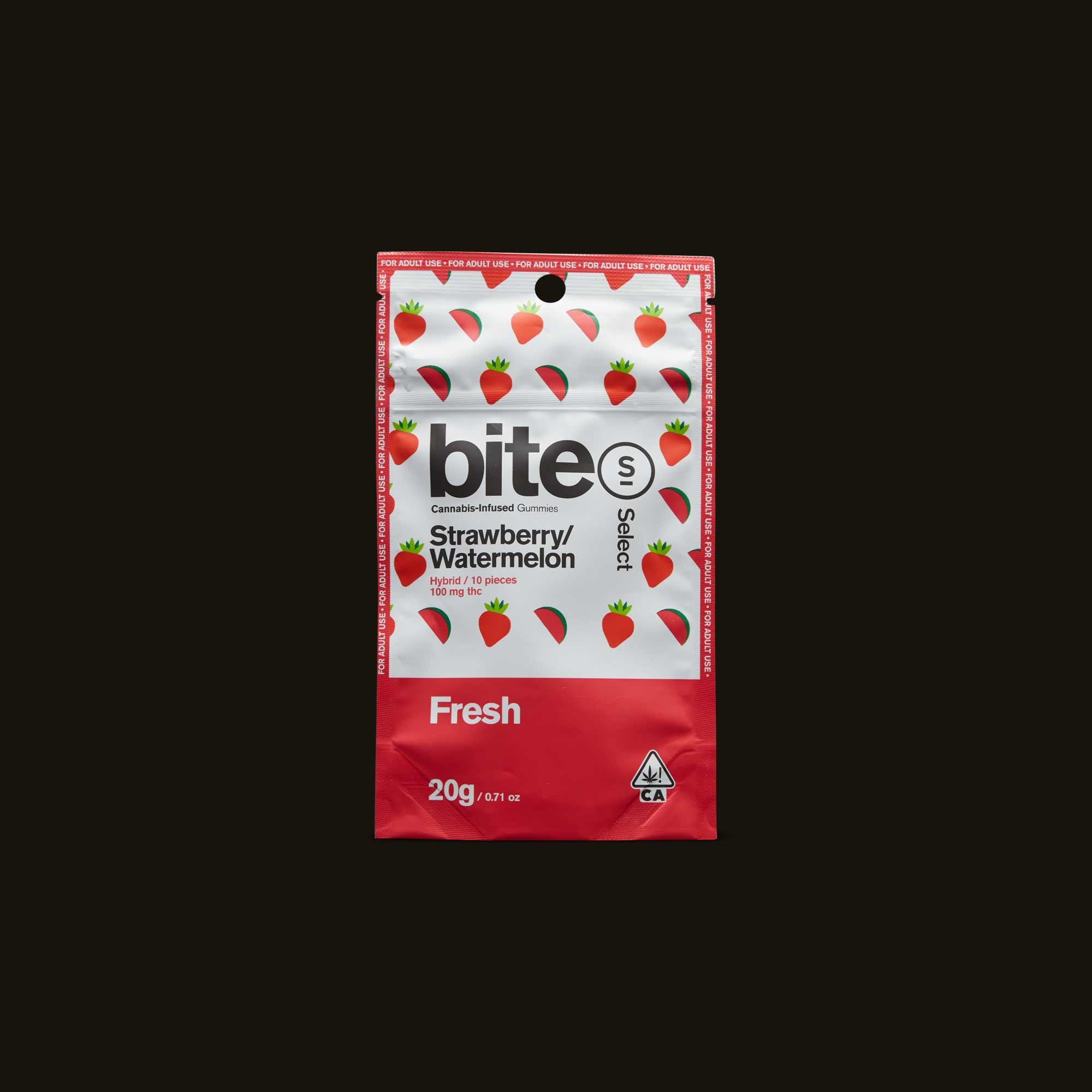 Select Strawberry/Watermelon Bites