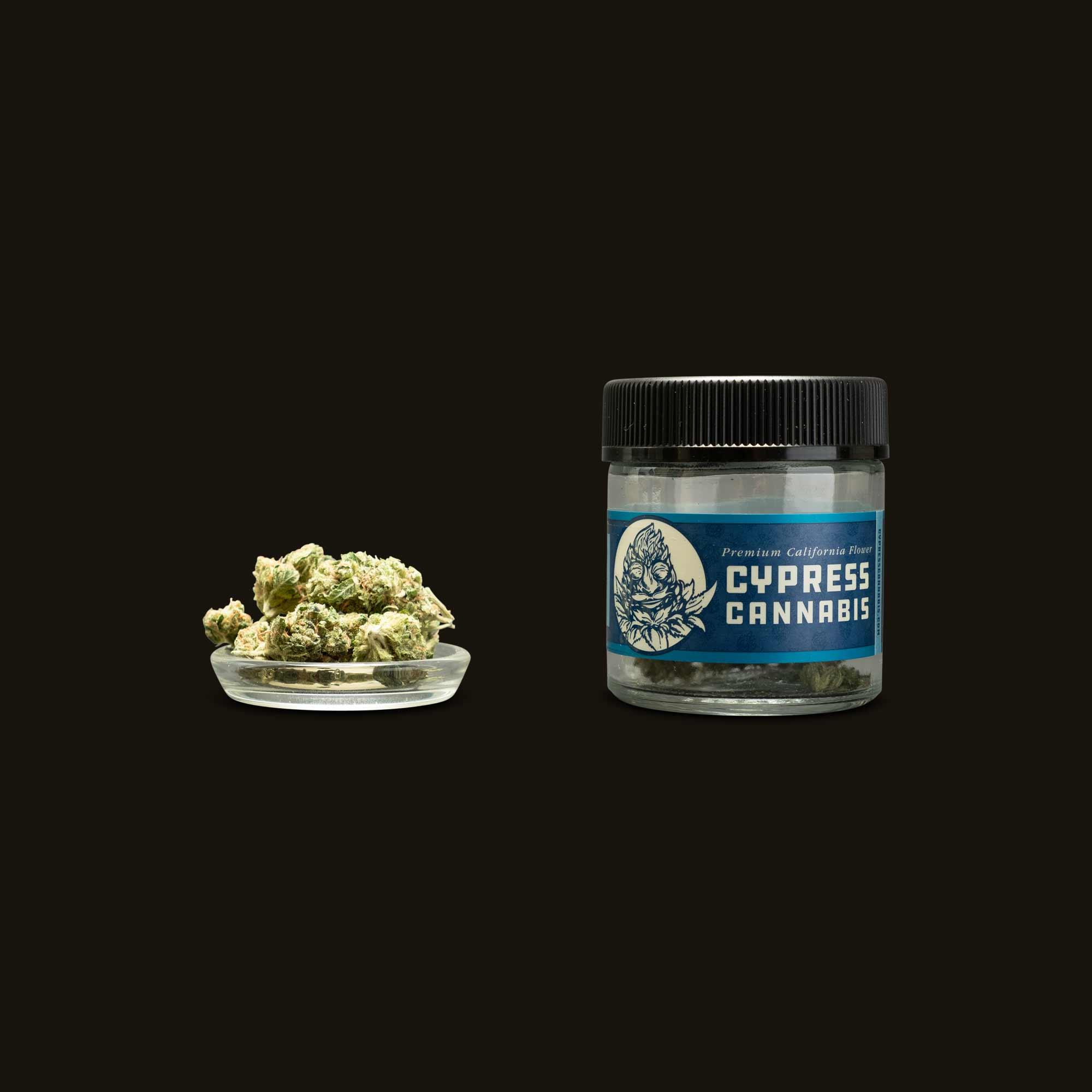 Cypress Cannabis East Coast Sour Diesel