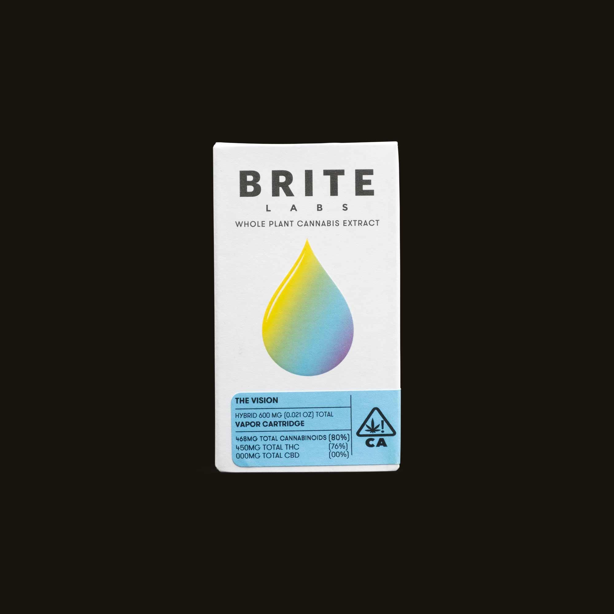 Brite Labs The Vision Cartridge