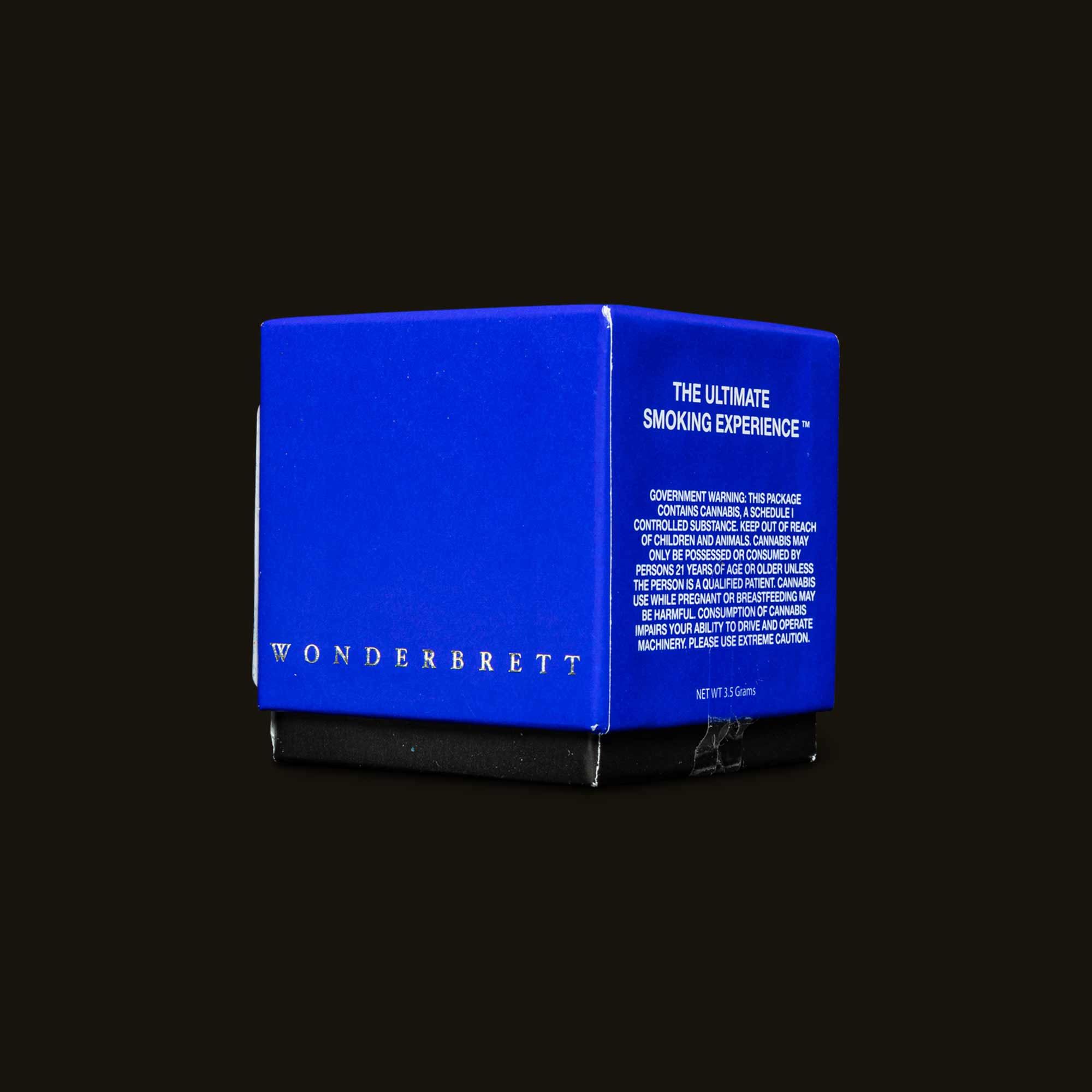 WonderBrett Beyond Blueberry