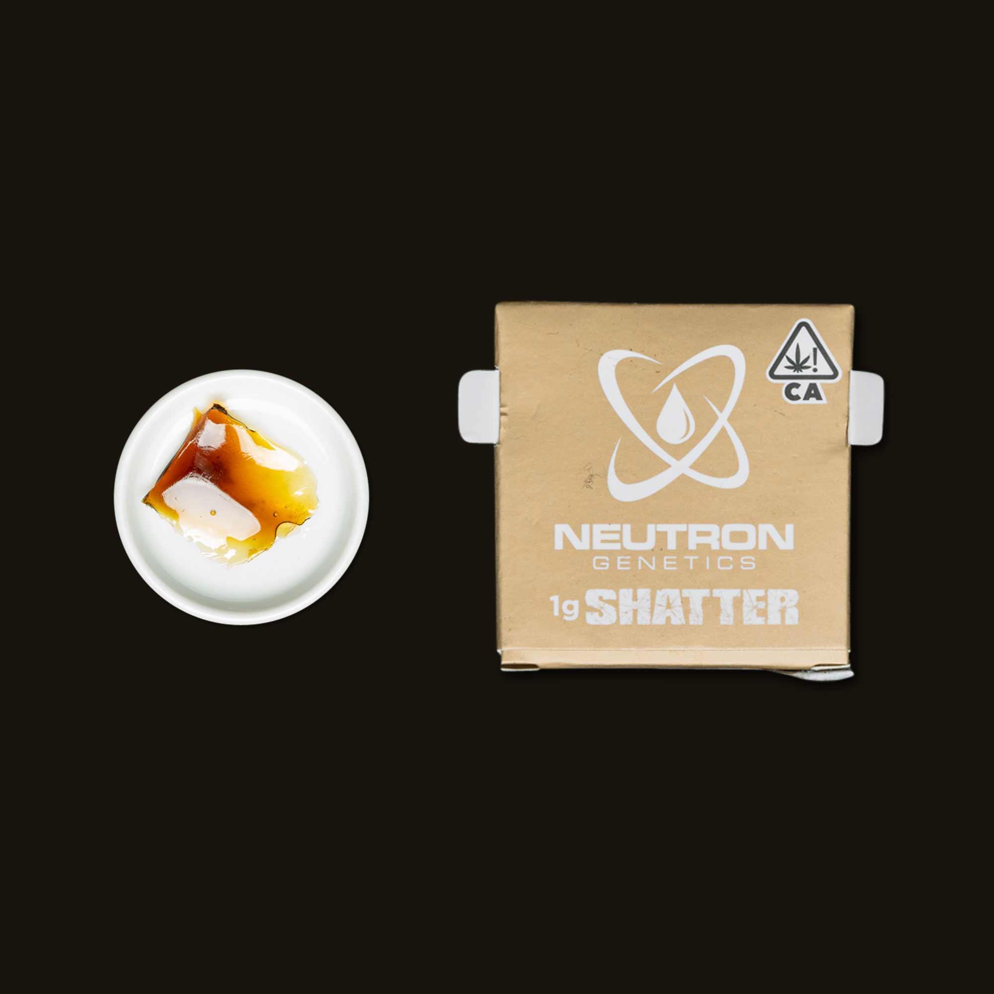 Neutron Genetics Gelato Shatter
