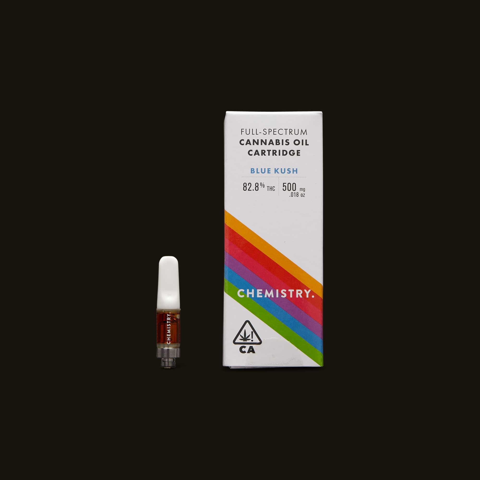 Chemistry Blue Kush Cartridge