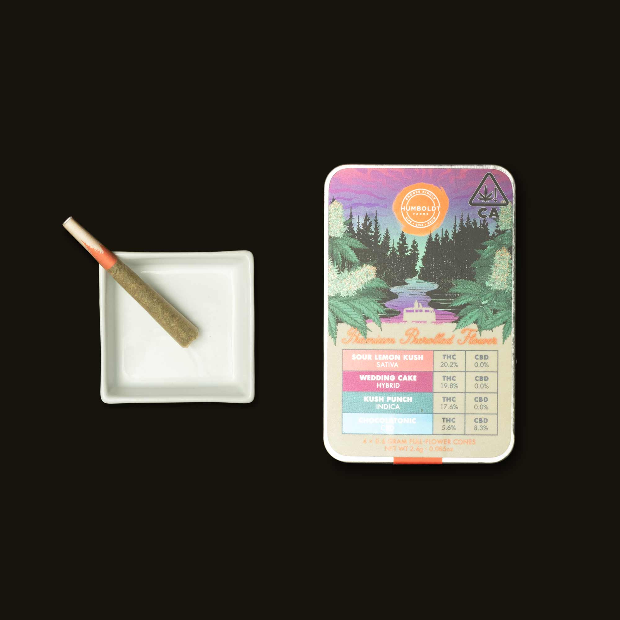 Humboldt Farms Pre-Roll Variety Pack