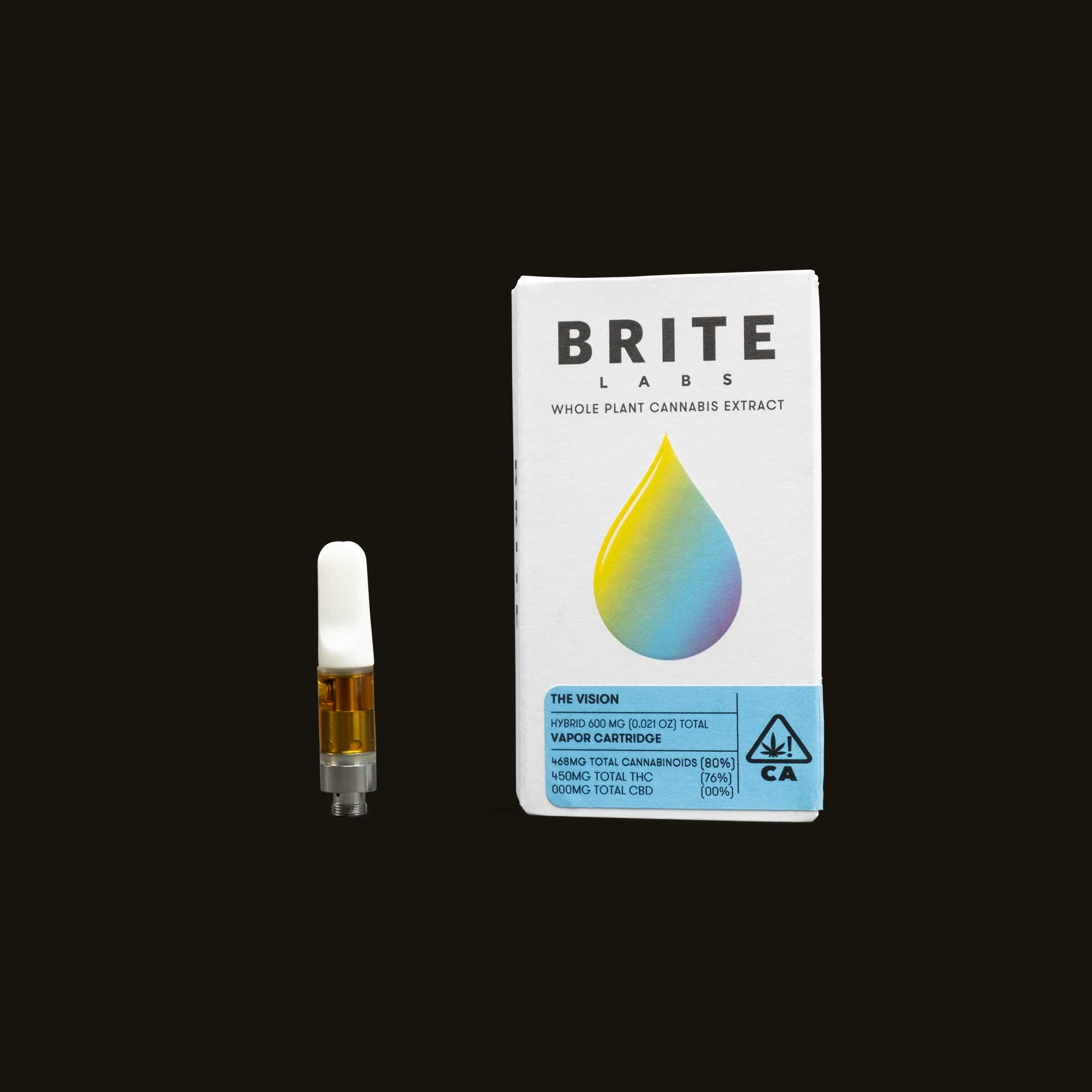 Brite Labs The Vision Cartridge