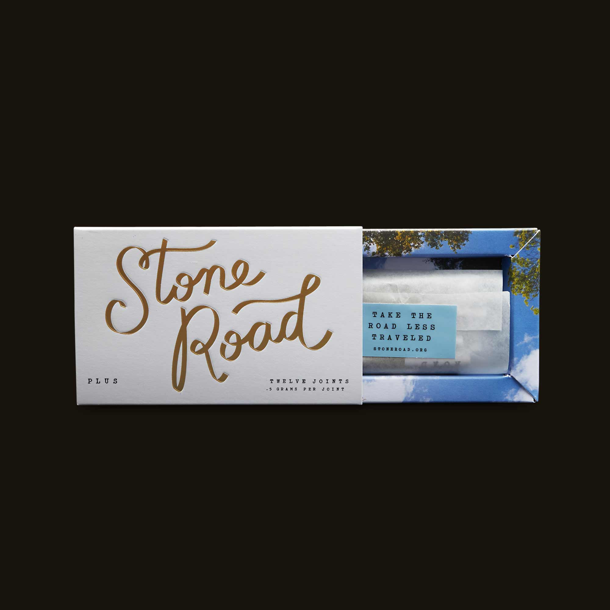 Single Origin Pre-Rolls by Stone Road
